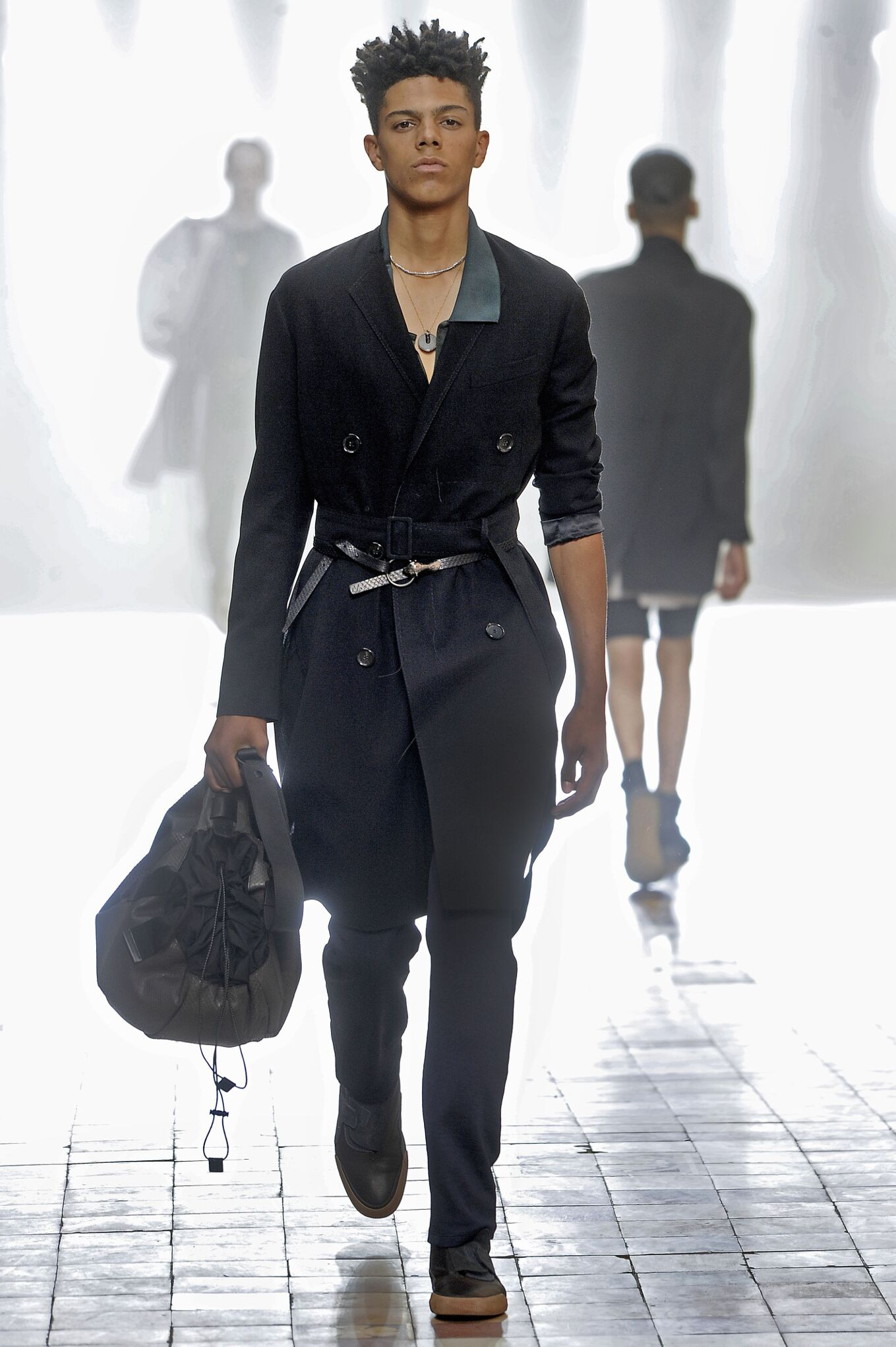 Lanvin Spring Summer 2016 Menswear Collection Paris Fashion Week Fashion Show