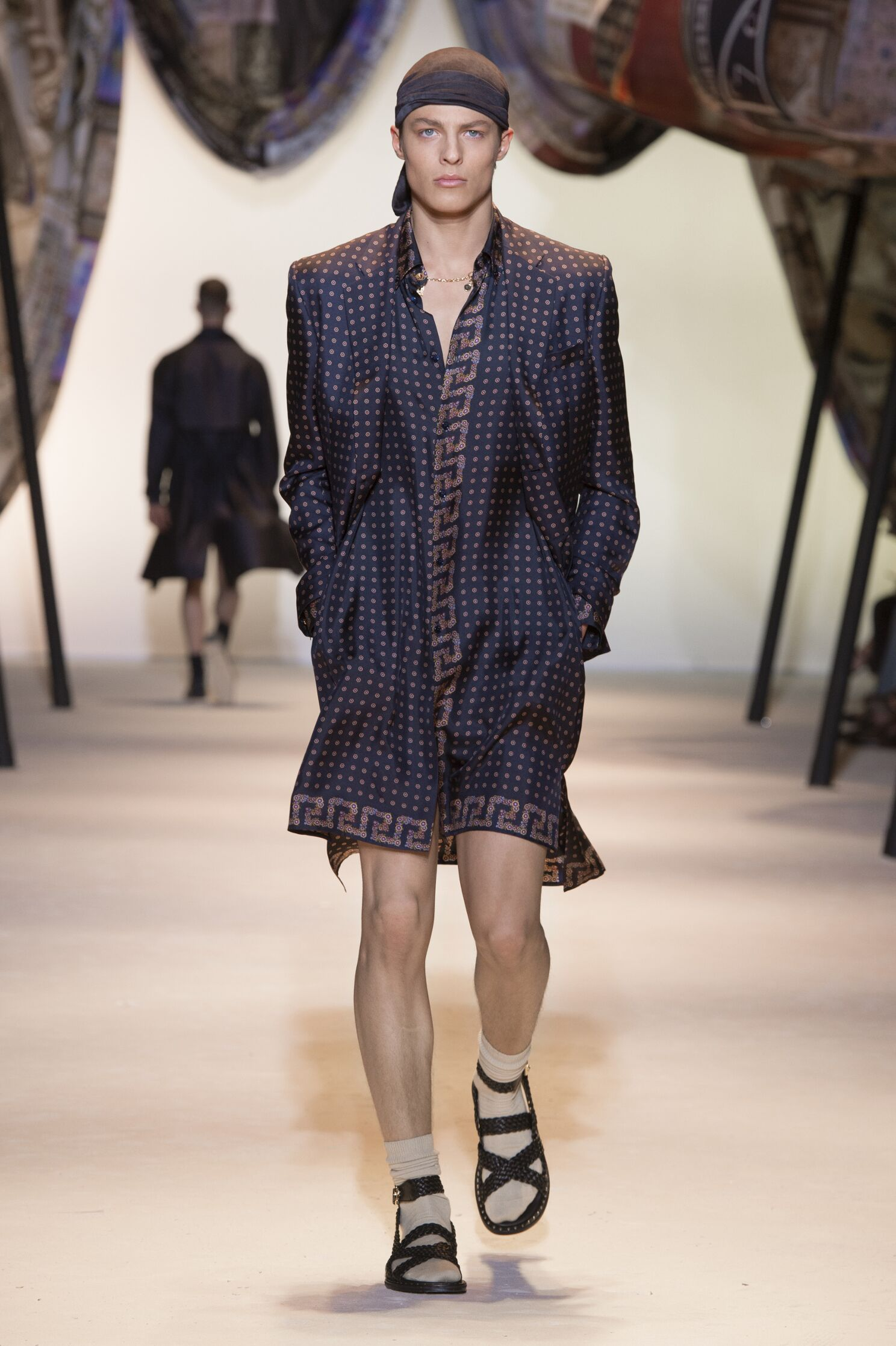 Man Style Versace