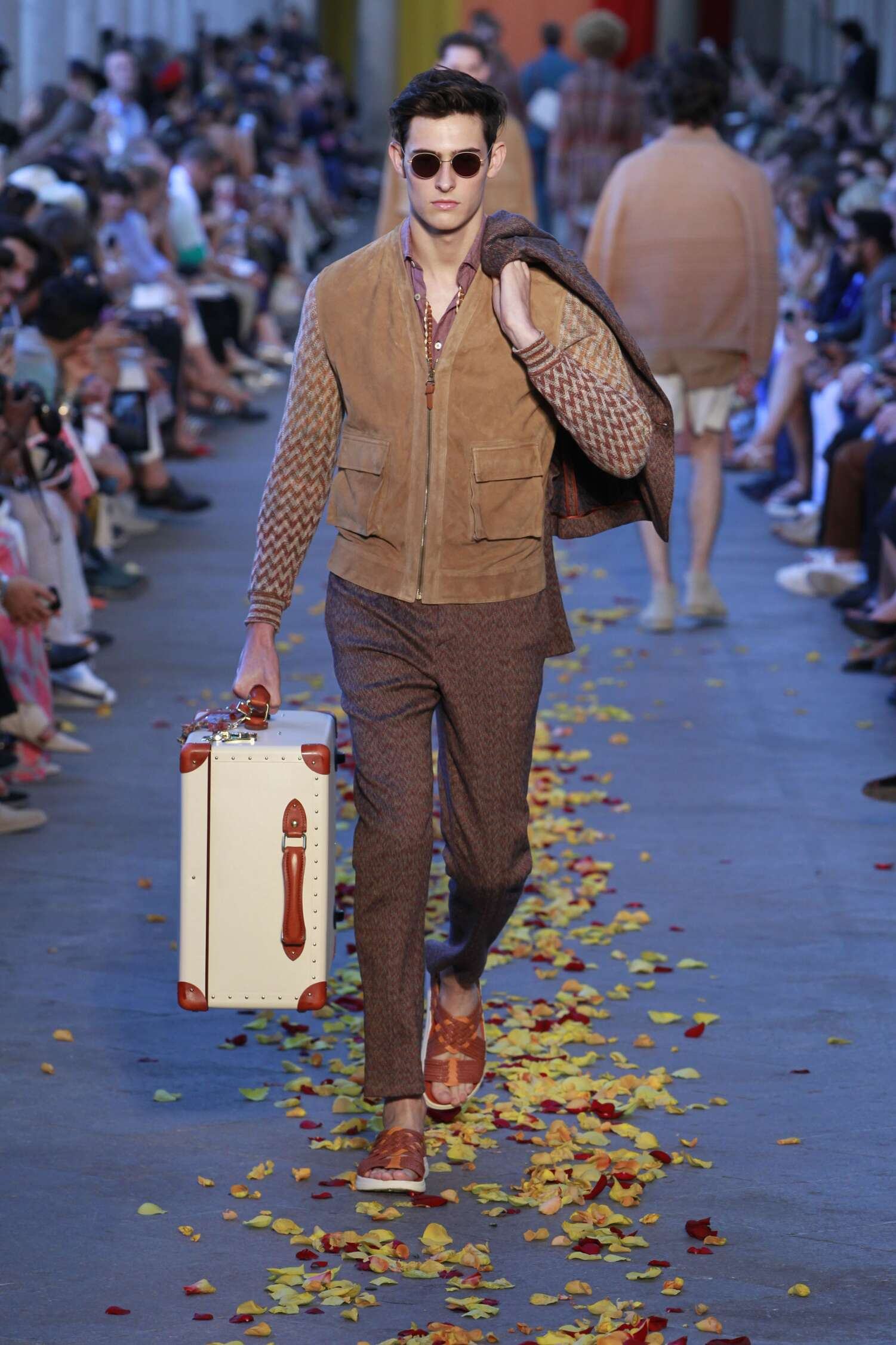 Missoni Collection Man Milan Fashion Week