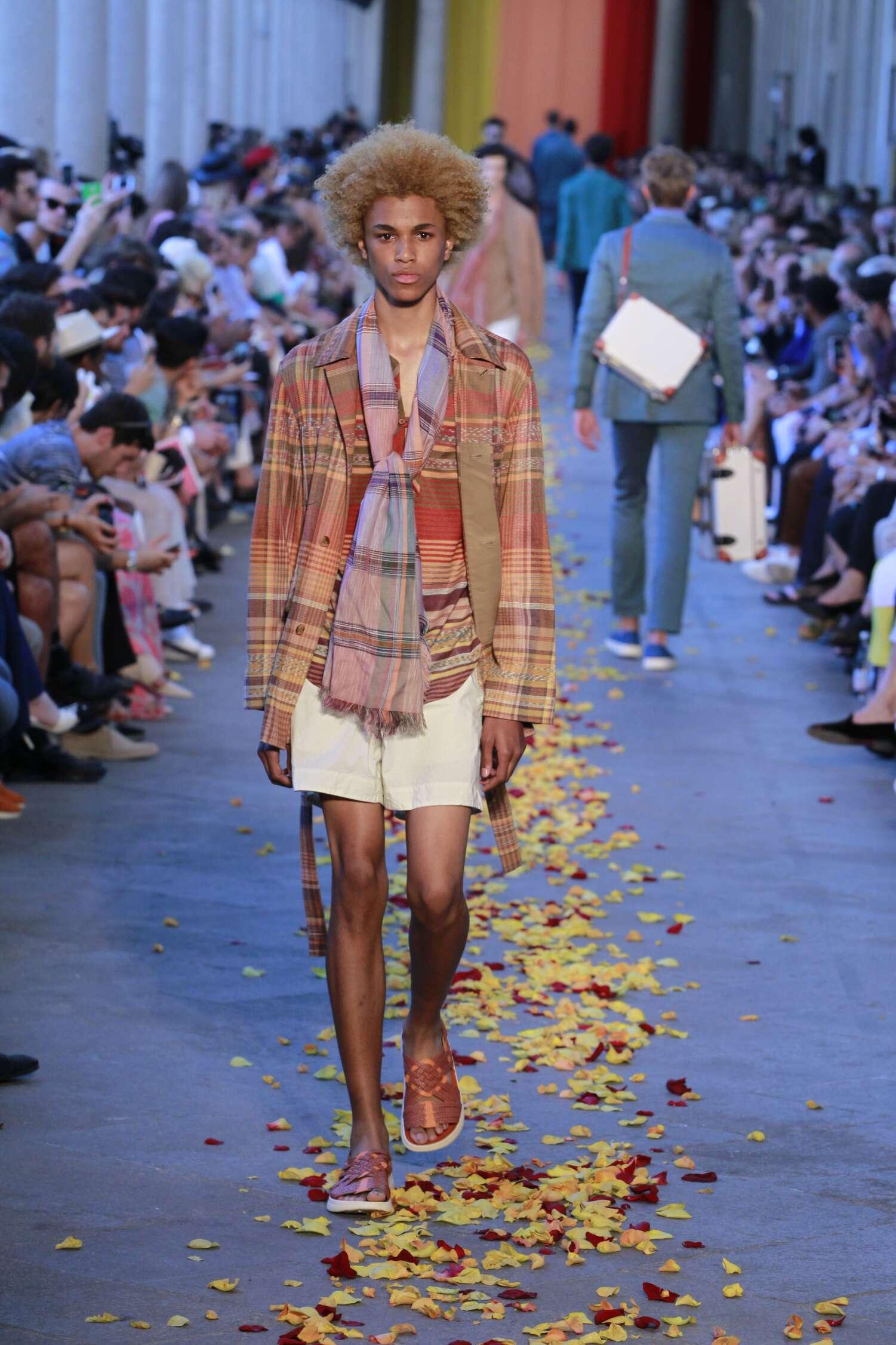 Missoni Collection Milan Fashion Week Menswear