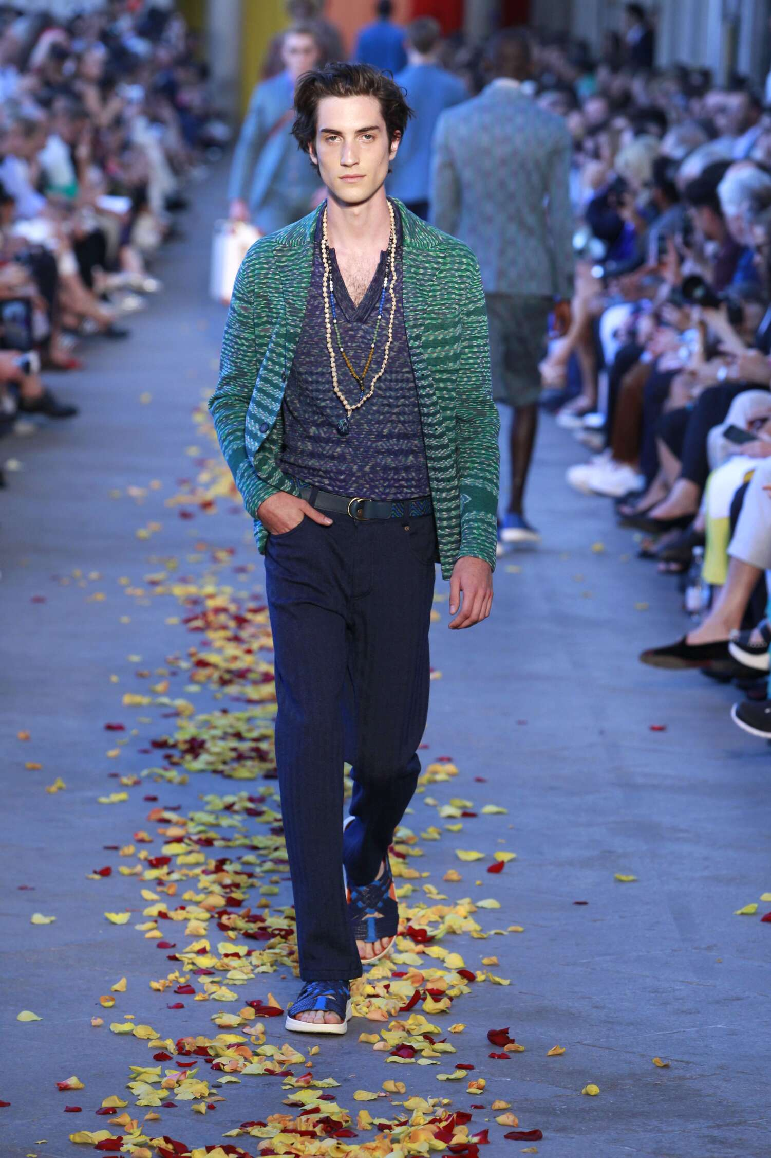 Missoni Collection Milan Fashion Week
