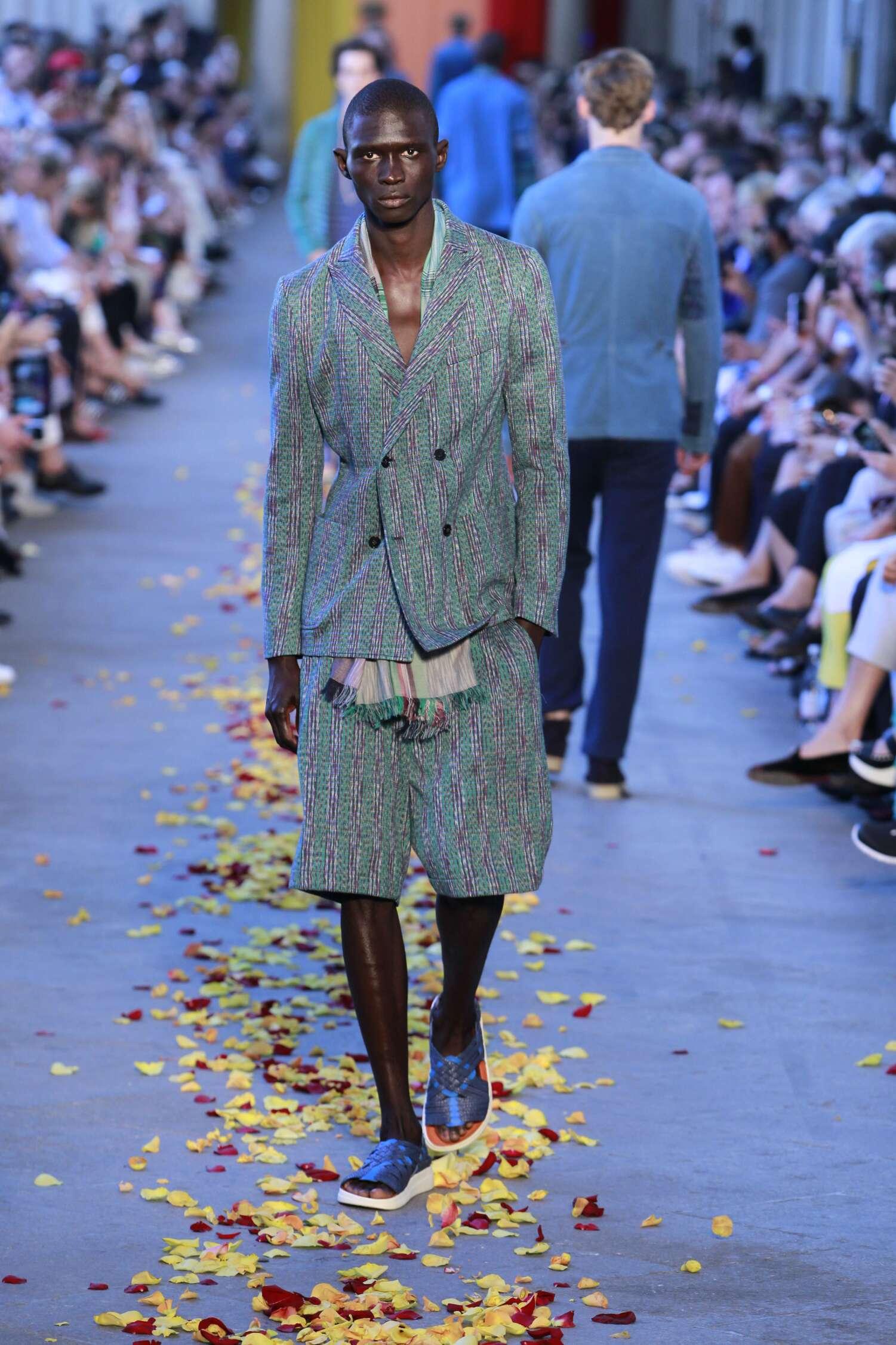 Missoni Spring Summer 2016 Mens Collection Milan Fashion Week