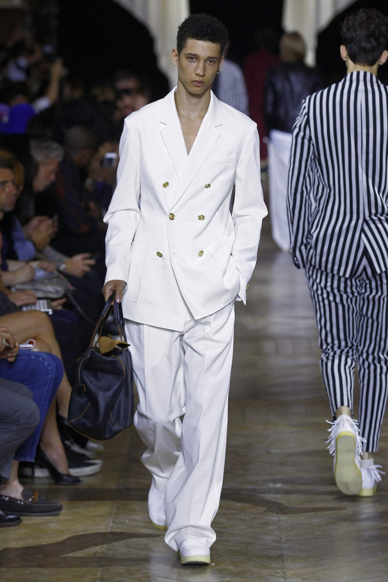 Phillip Lim Collection Man Paris Fashion Week