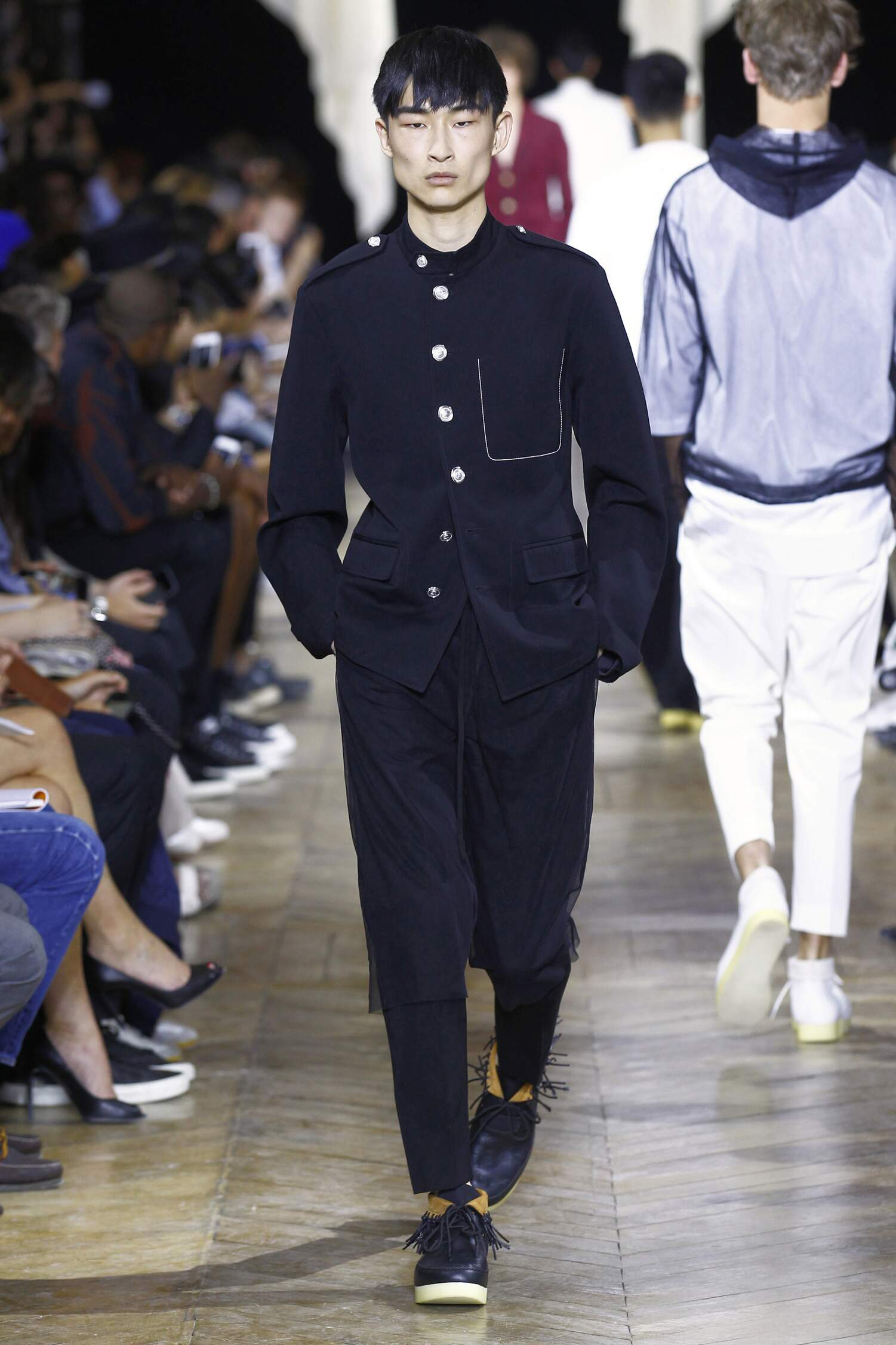 Phillip Lim Collection Paris Fashion Week