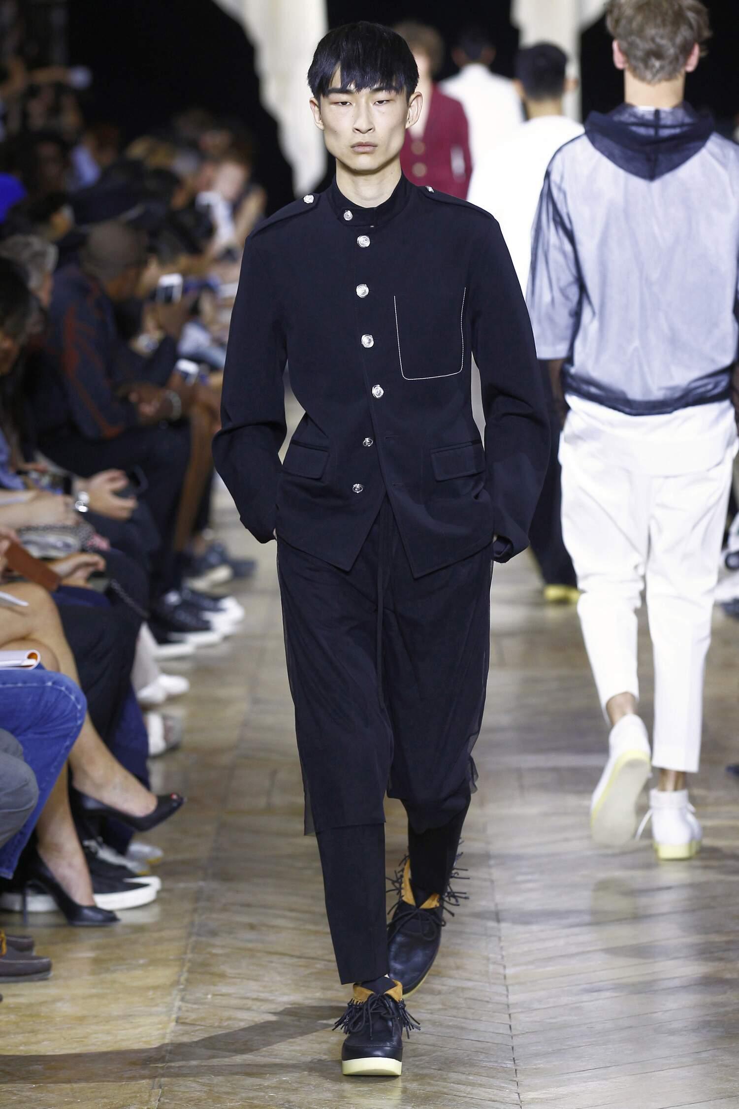 Phillip Lim Collection Paris Fashion Week