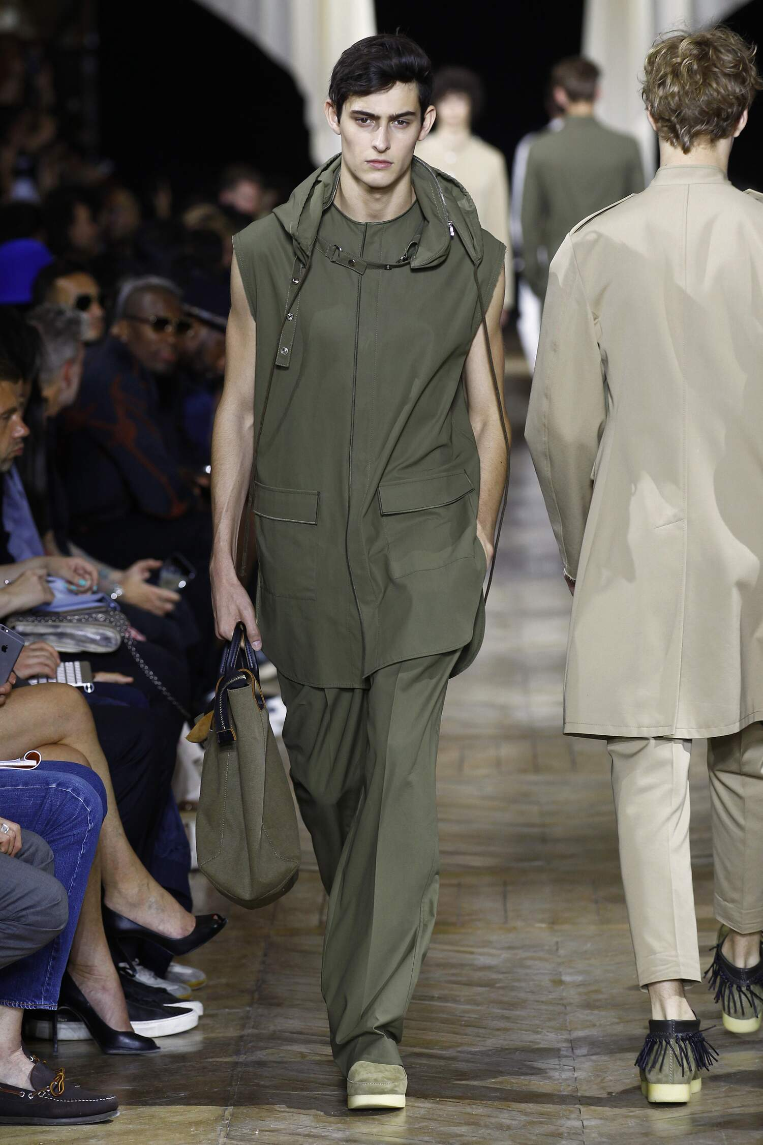 Phillip Lim Collection Summer 2016 Catwalk