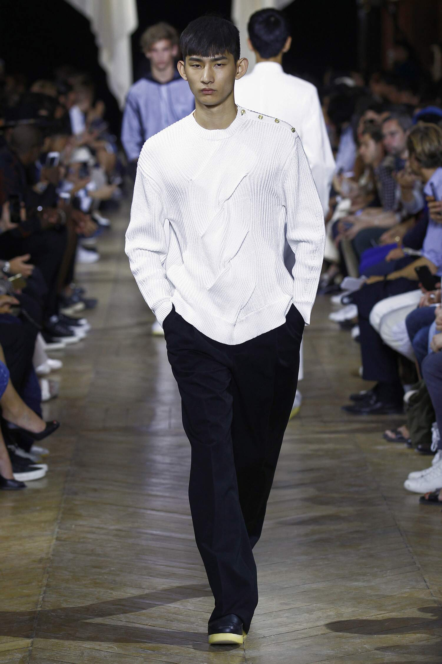 Phillip Lim Men's Collection 2016