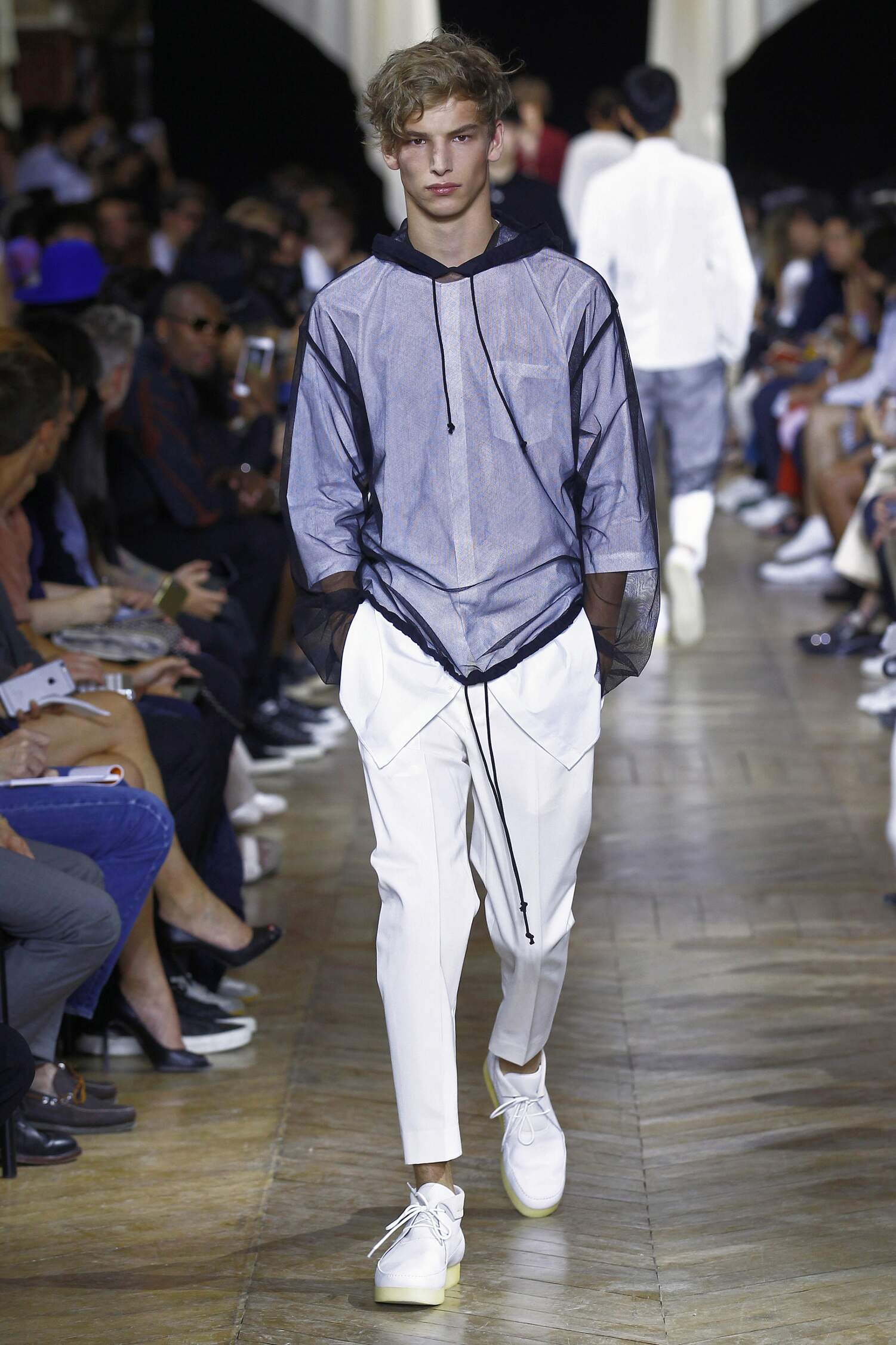 Phillip Lim Spring Summer 2016 Mens Collection Paris Fashion Week