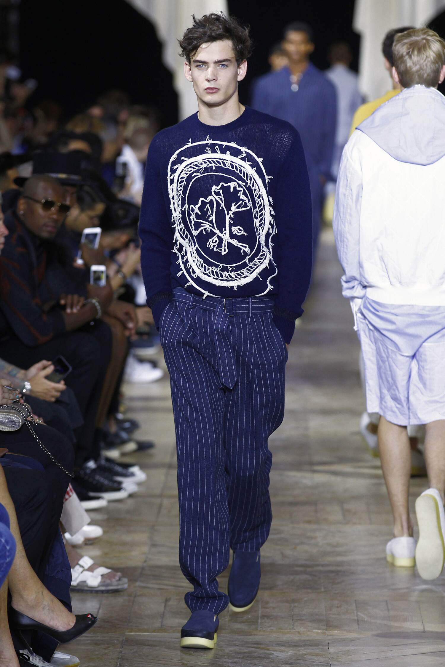 Phillip Lim Spring Summer 2016 Menswear Collection Paris Fashion Week Fashion Show