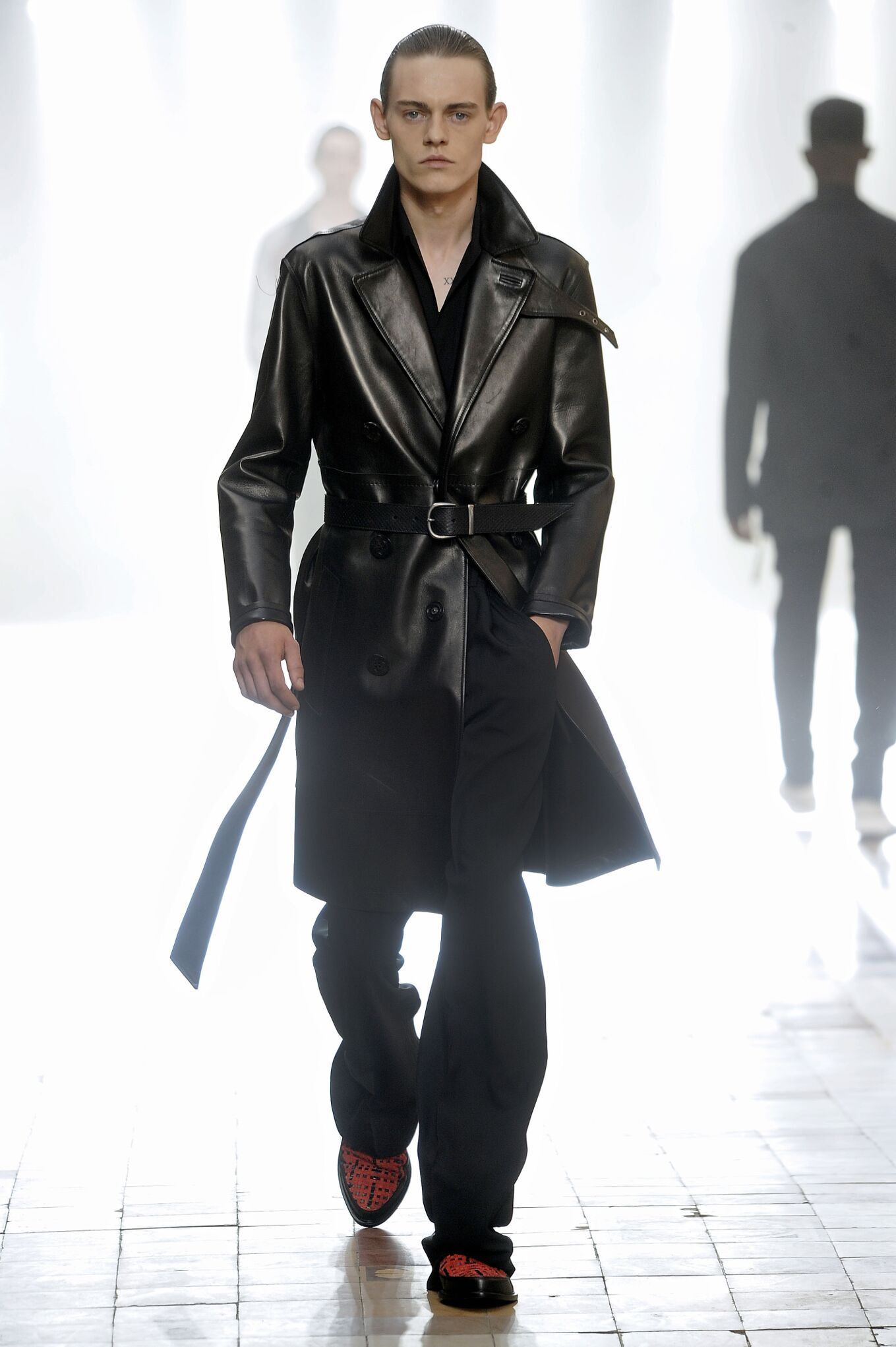 Runway Lanvin Spring Summer 2016 Men's Collection Paris Fashion Week