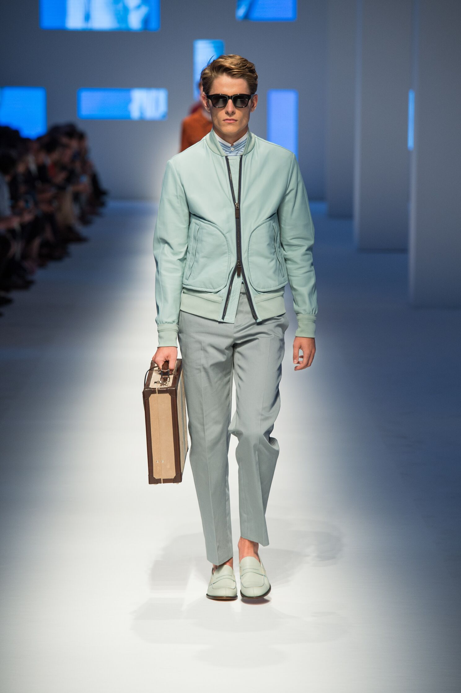 Spring 2016 Fashion Trends Canali Collection