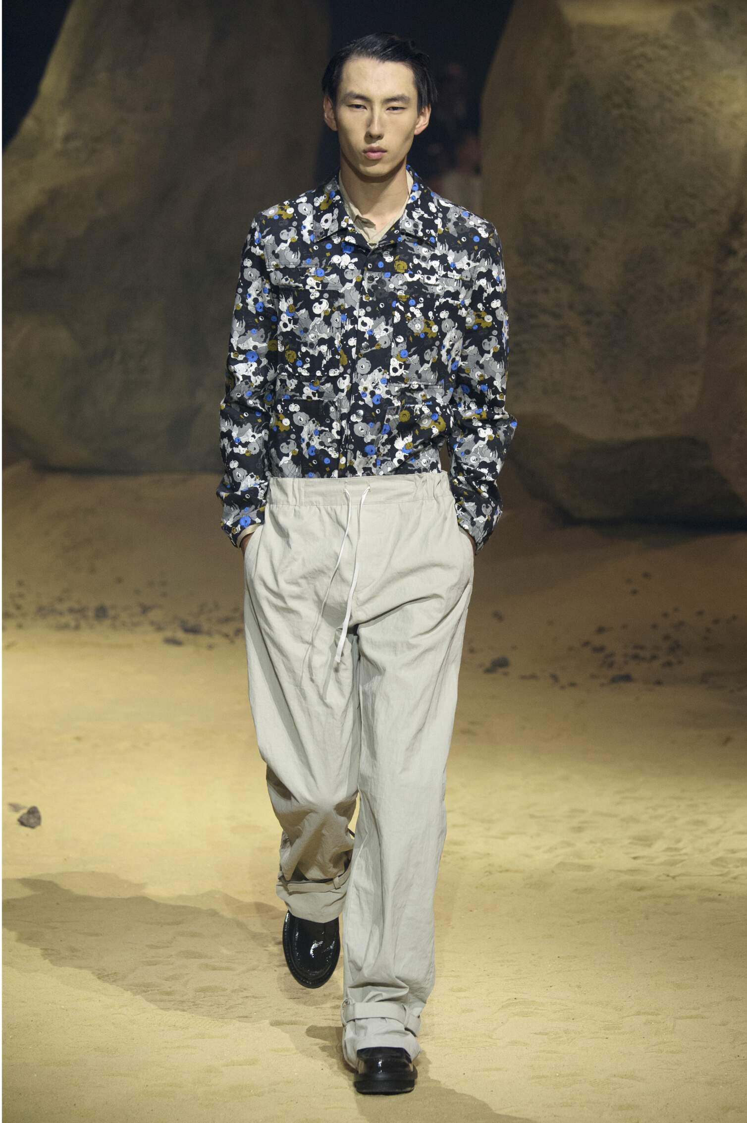 Spring 2016 Fashion Trends Kenzo Collection