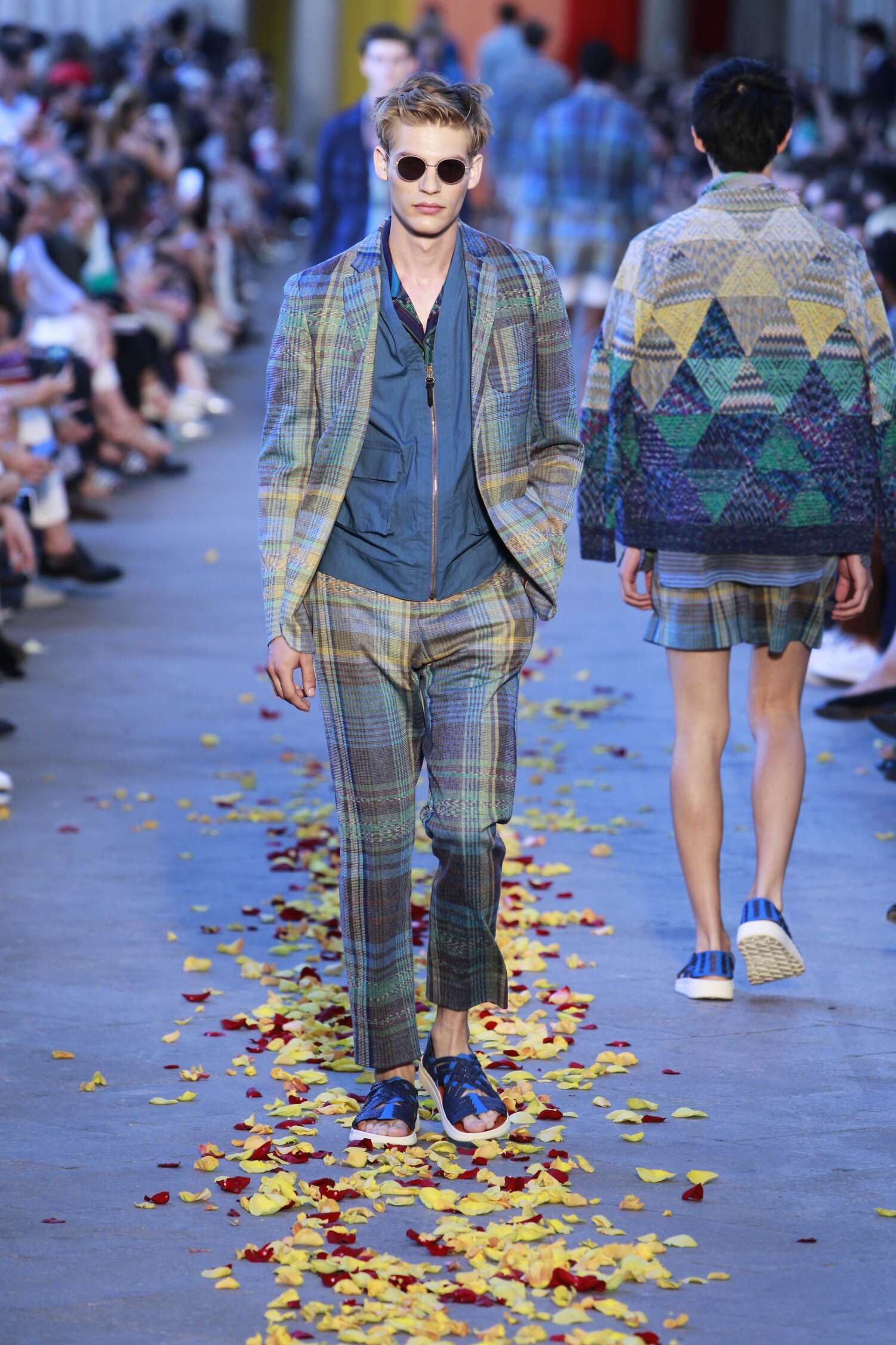 Spring 2016 Fashion Trends Missoni Collection