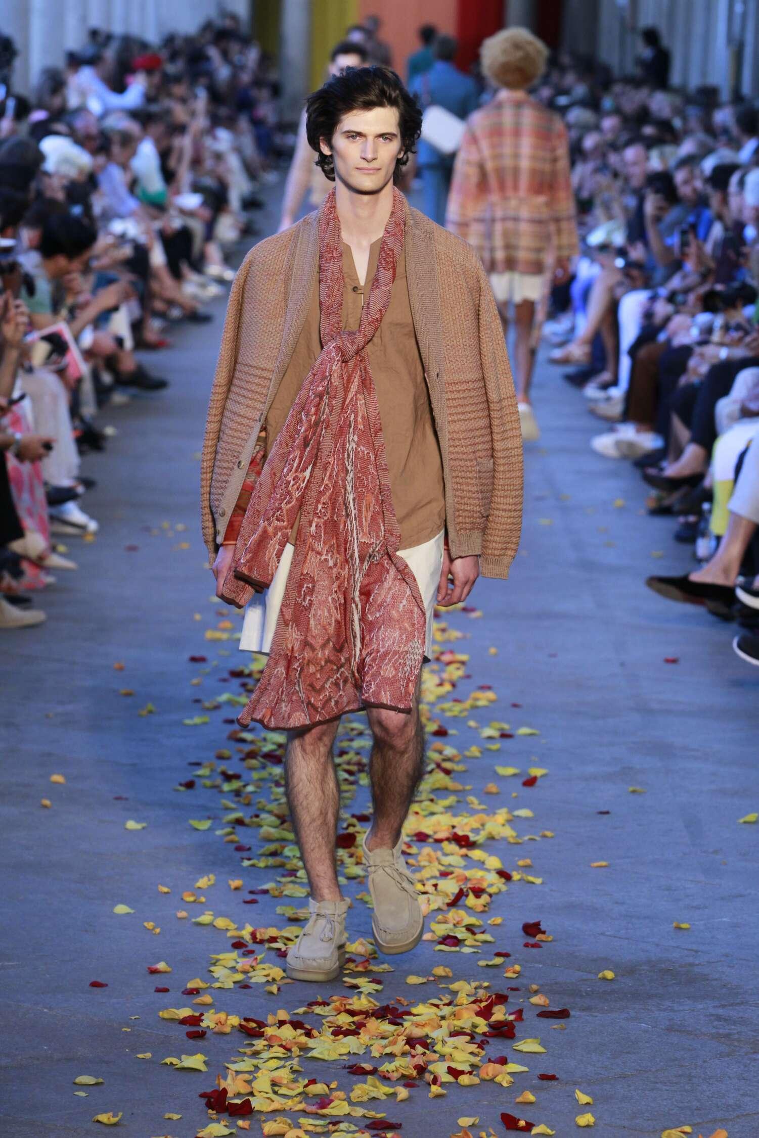 Spring Fashion 2016 Missoni Collection
