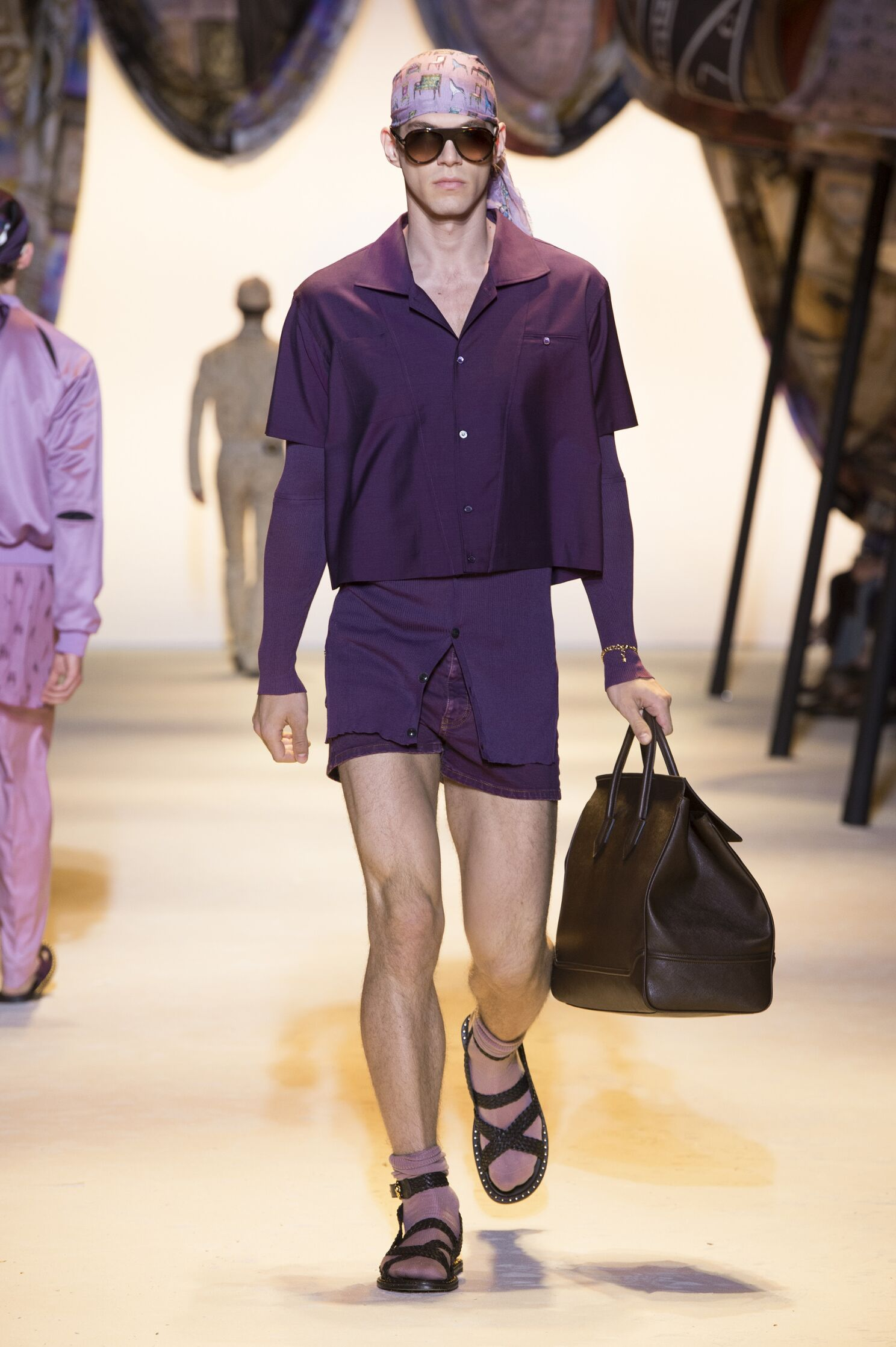Spring Fashion 2016 Versace Collection