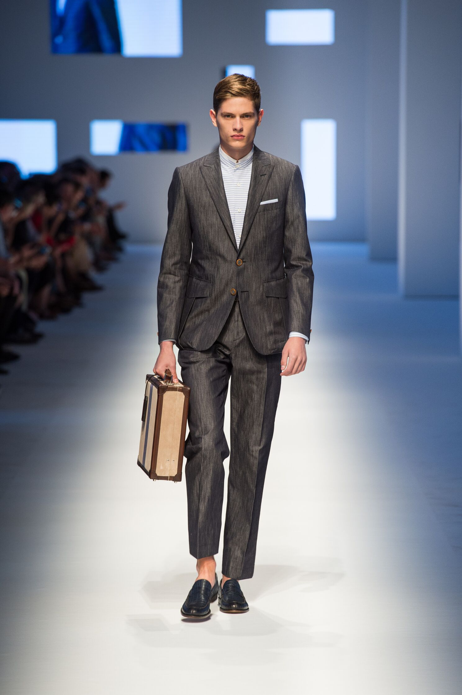 Spring Fashion Man Canali Collection