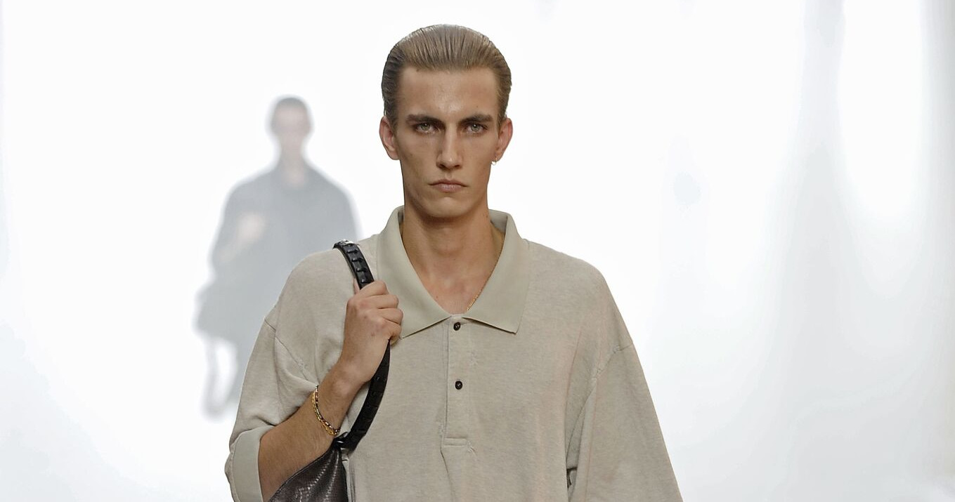 Spring Fashion Man Lanvin Collection 2016