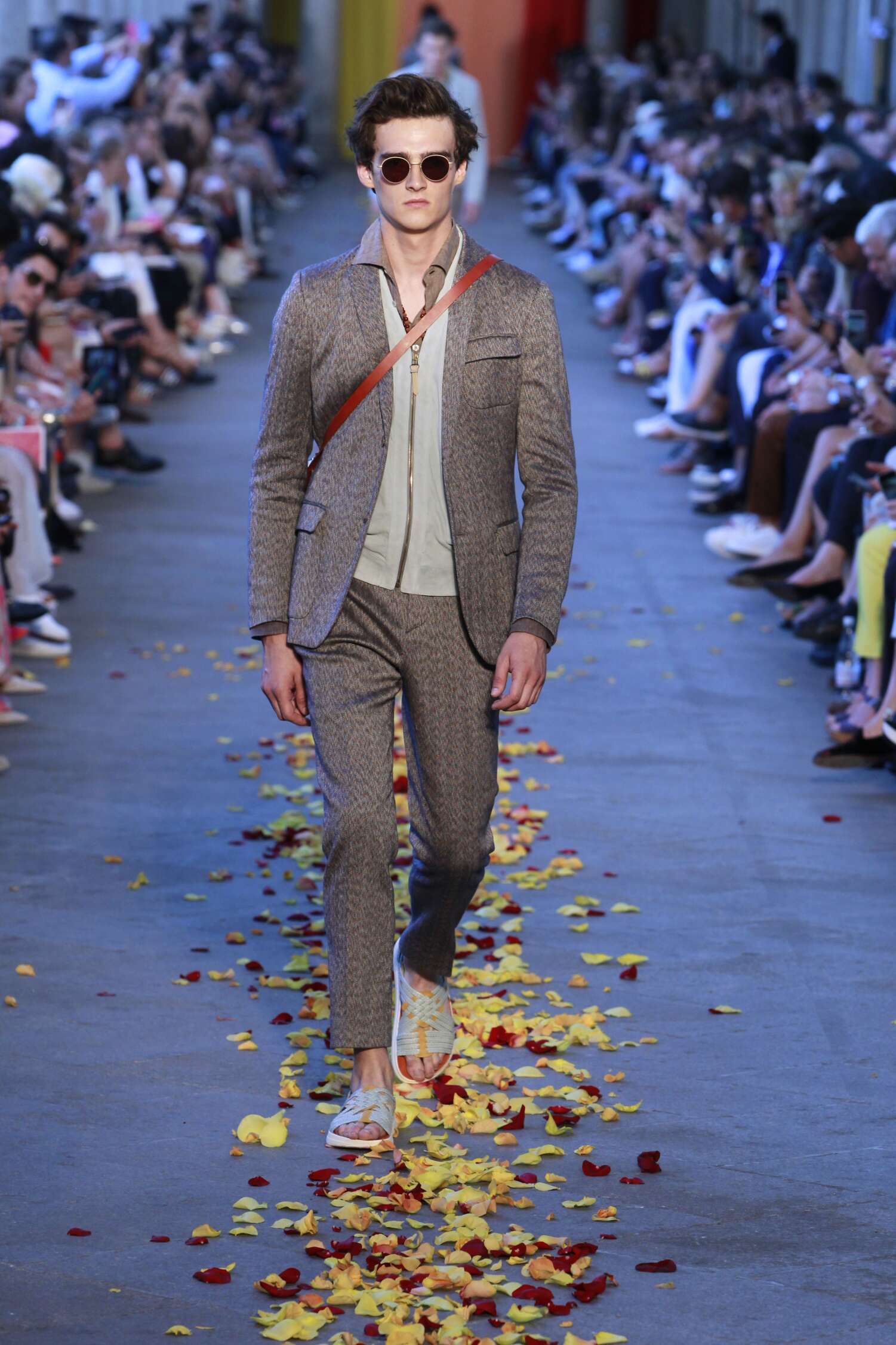 Spring Fashion Man Missoni Collection