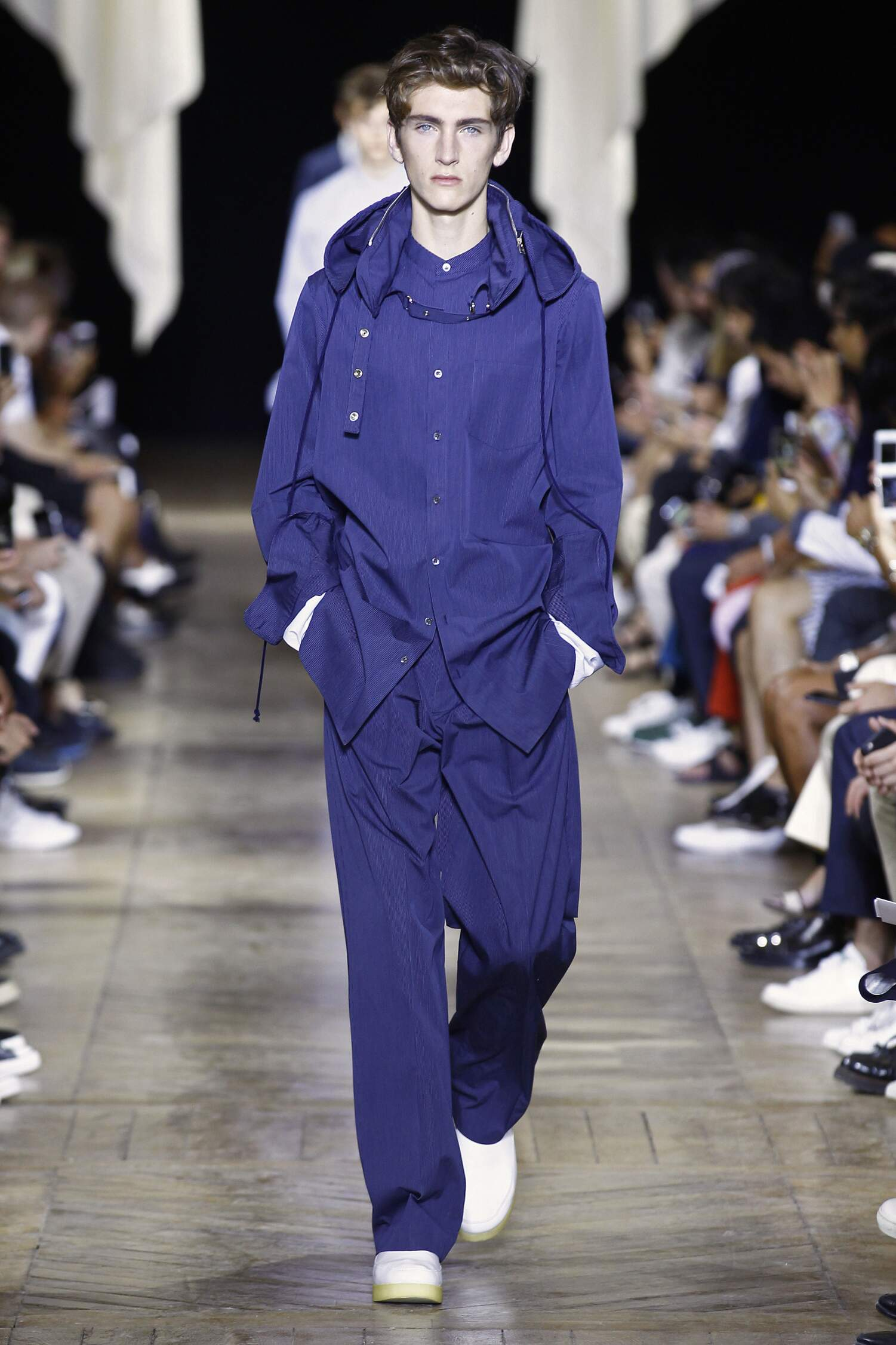 Spring Fashion Man Phillip Lim Collection