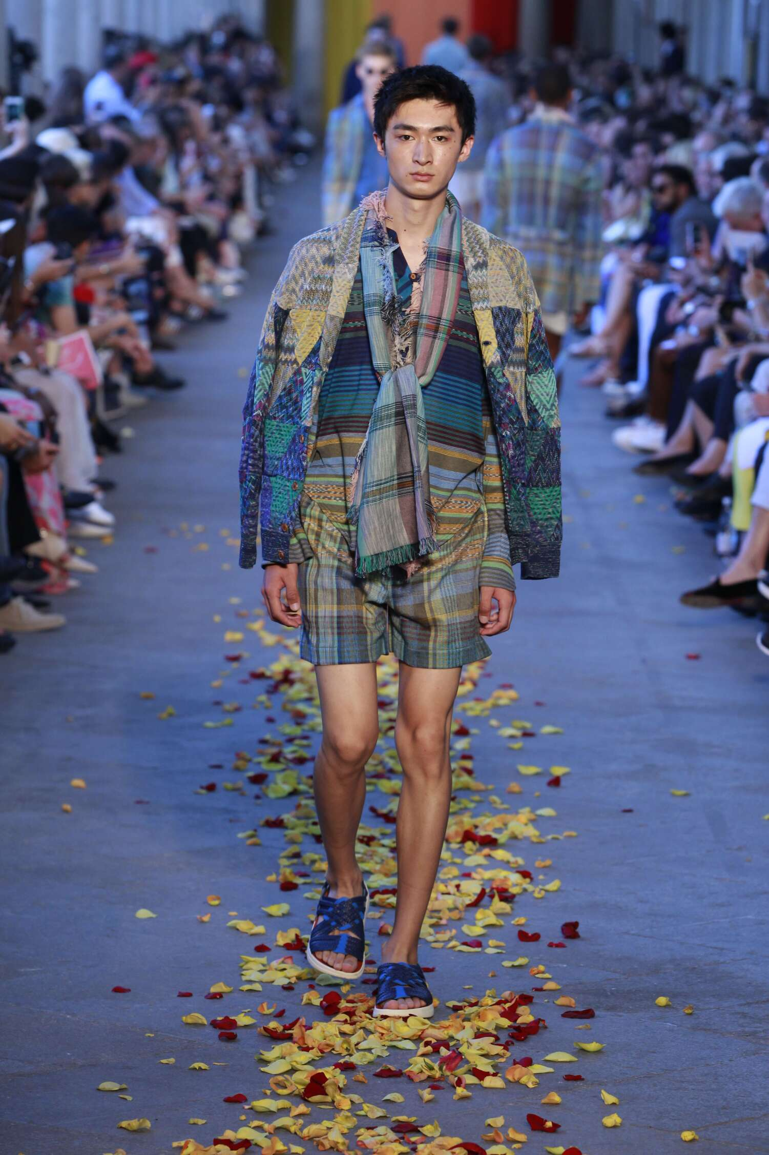 Style Men Missoni Collection