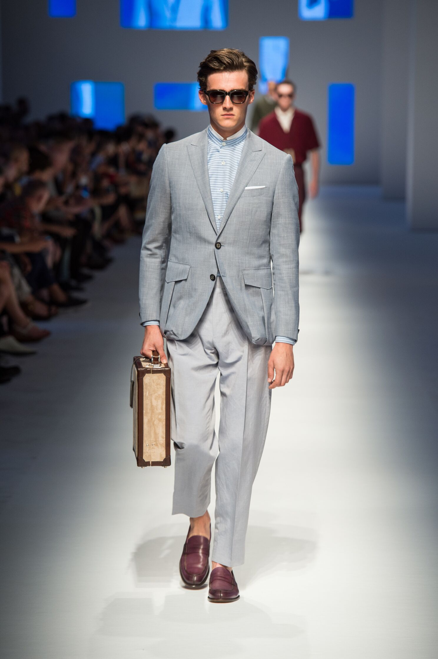 Summer 2016 Fashion Trends Canali Collection