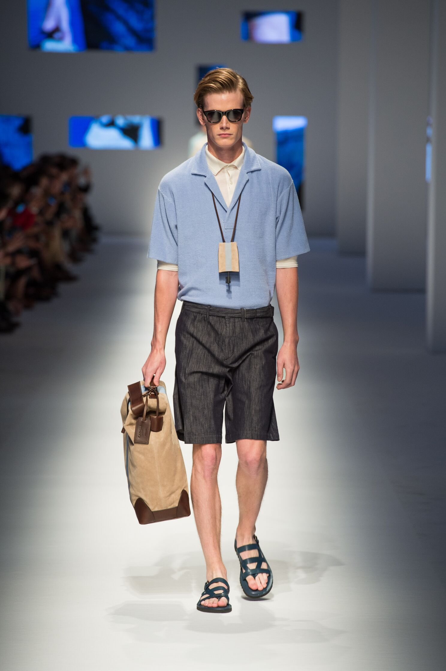 Summer 2016 Man Trends Canali Collection