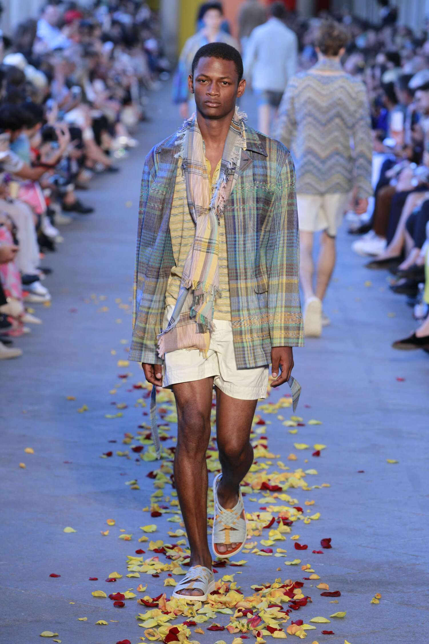 Summer 2016 Man Trends Missoni Collection