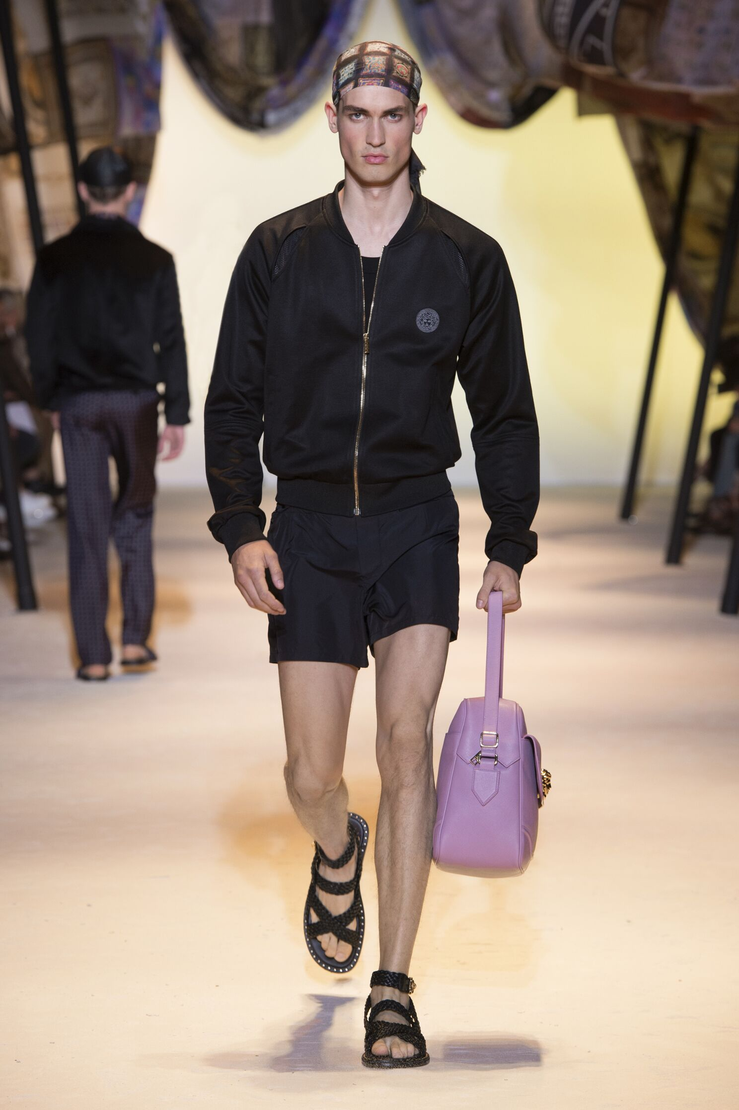 Summer 2016 Runway Versace