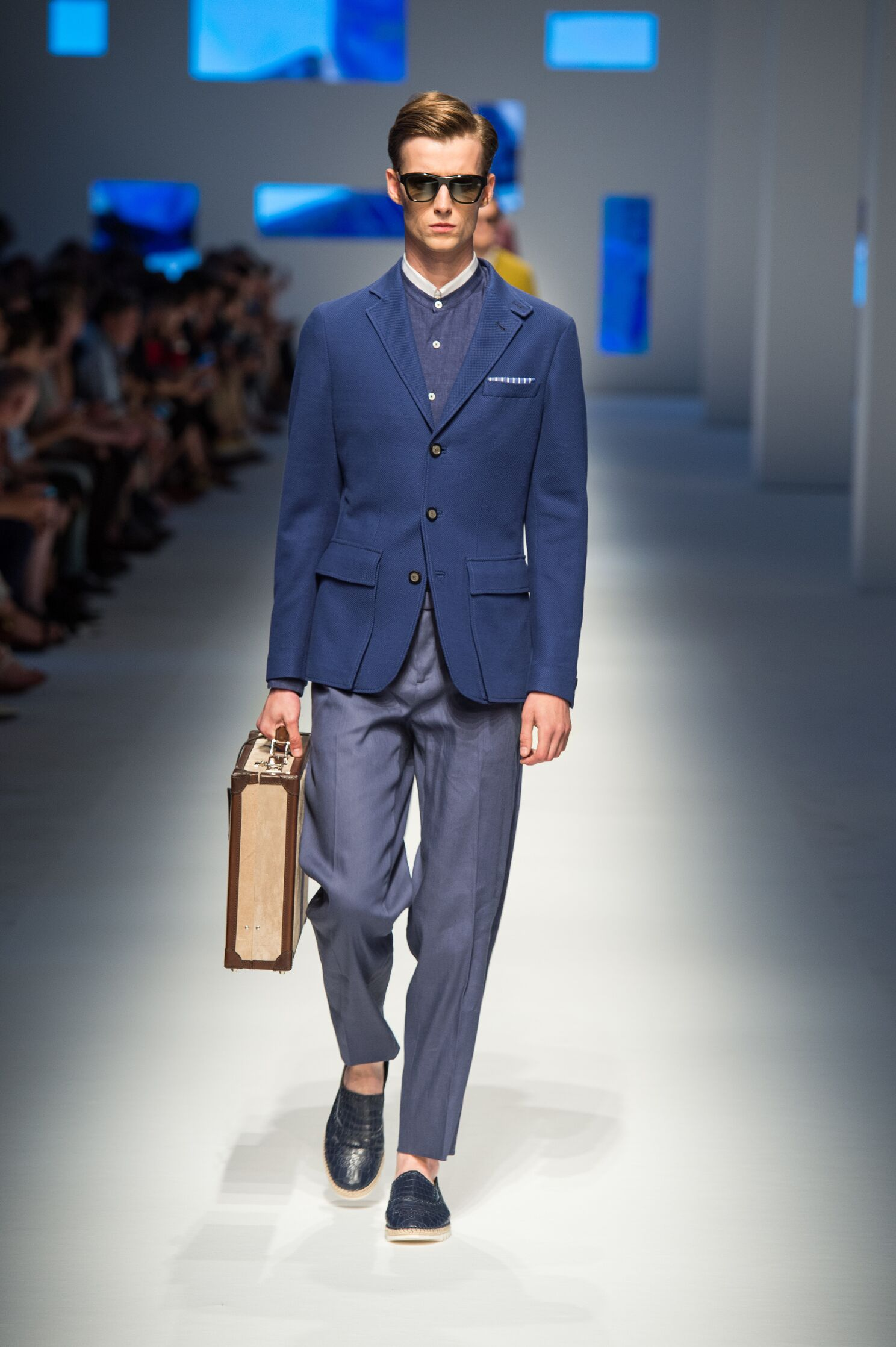 Summer Fashion Trends 2016 Canali Collection