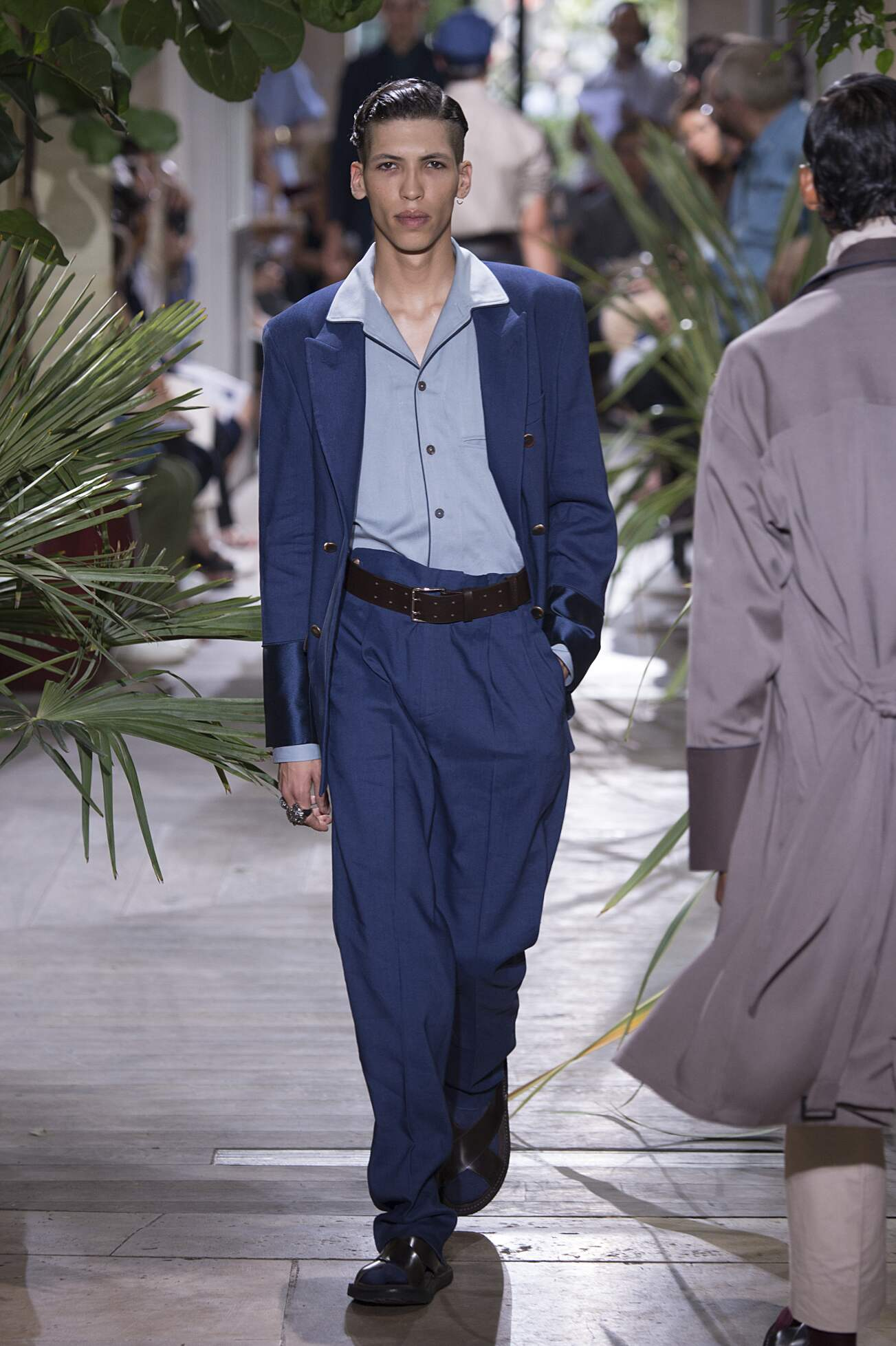 Umit Benan Collection Paris Fashion Week Menswear
