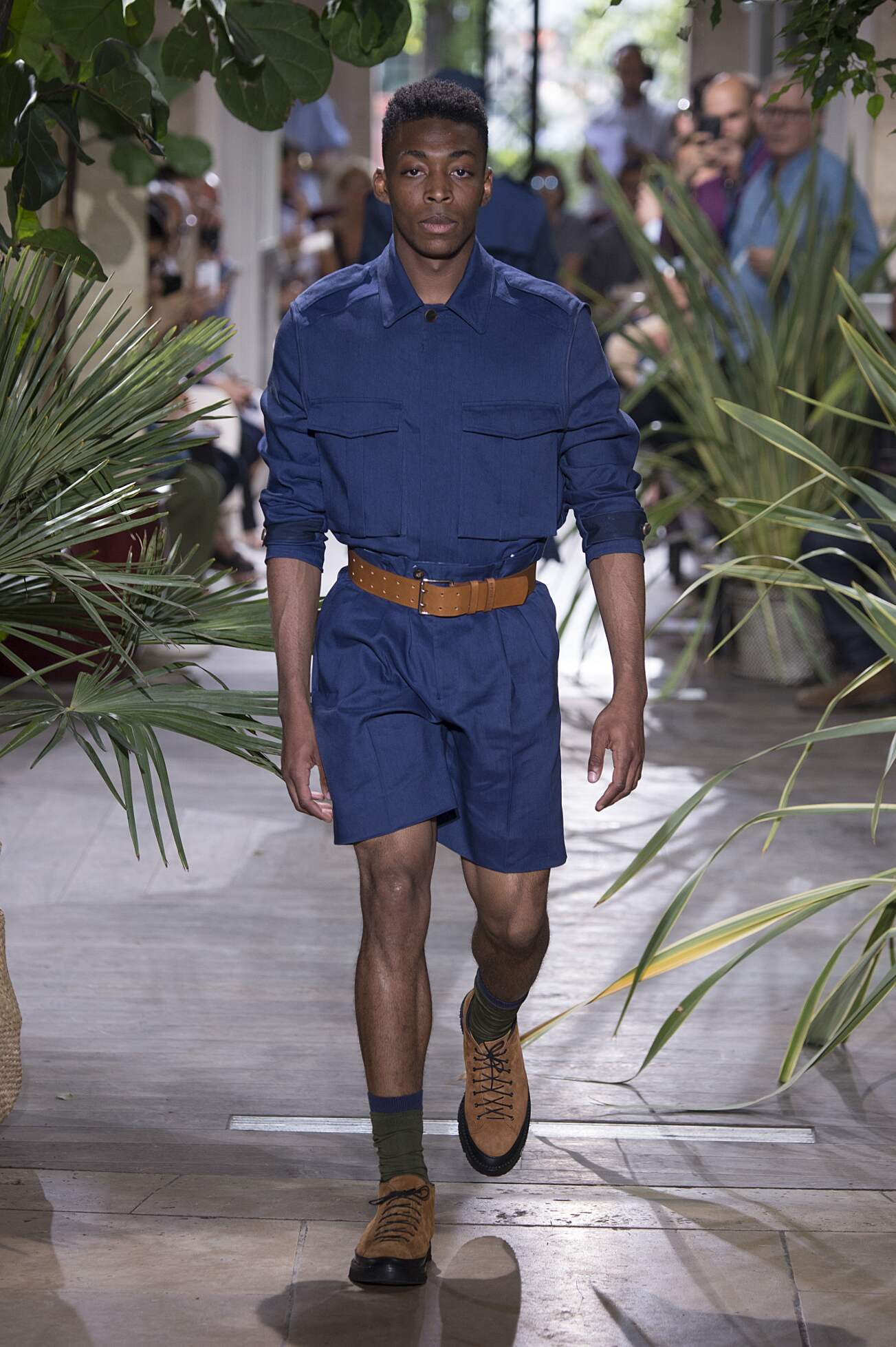 Umit Benan Spring Summer 2016 Mens Collection Paris Fashion Week