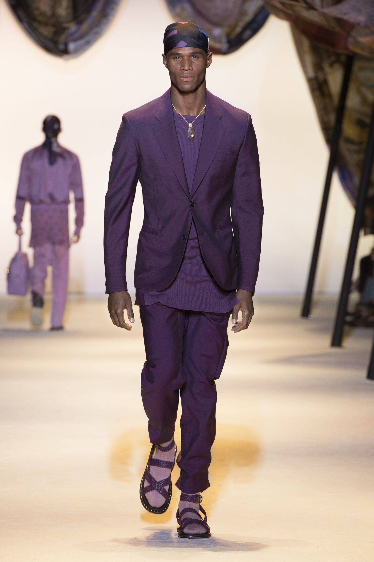 Versace Collection Man Milan Fashion Week