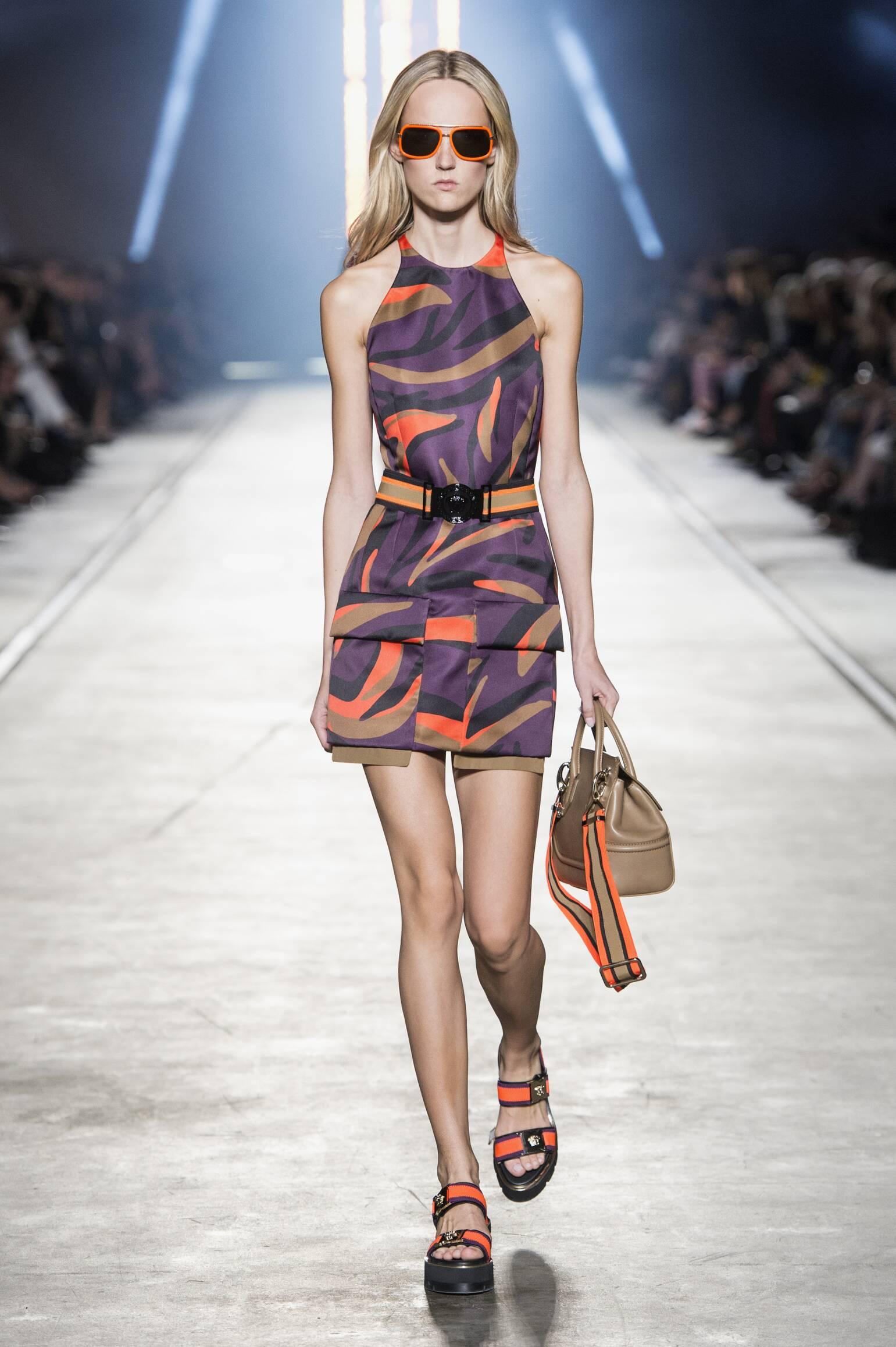 2016 Catwalk Versace