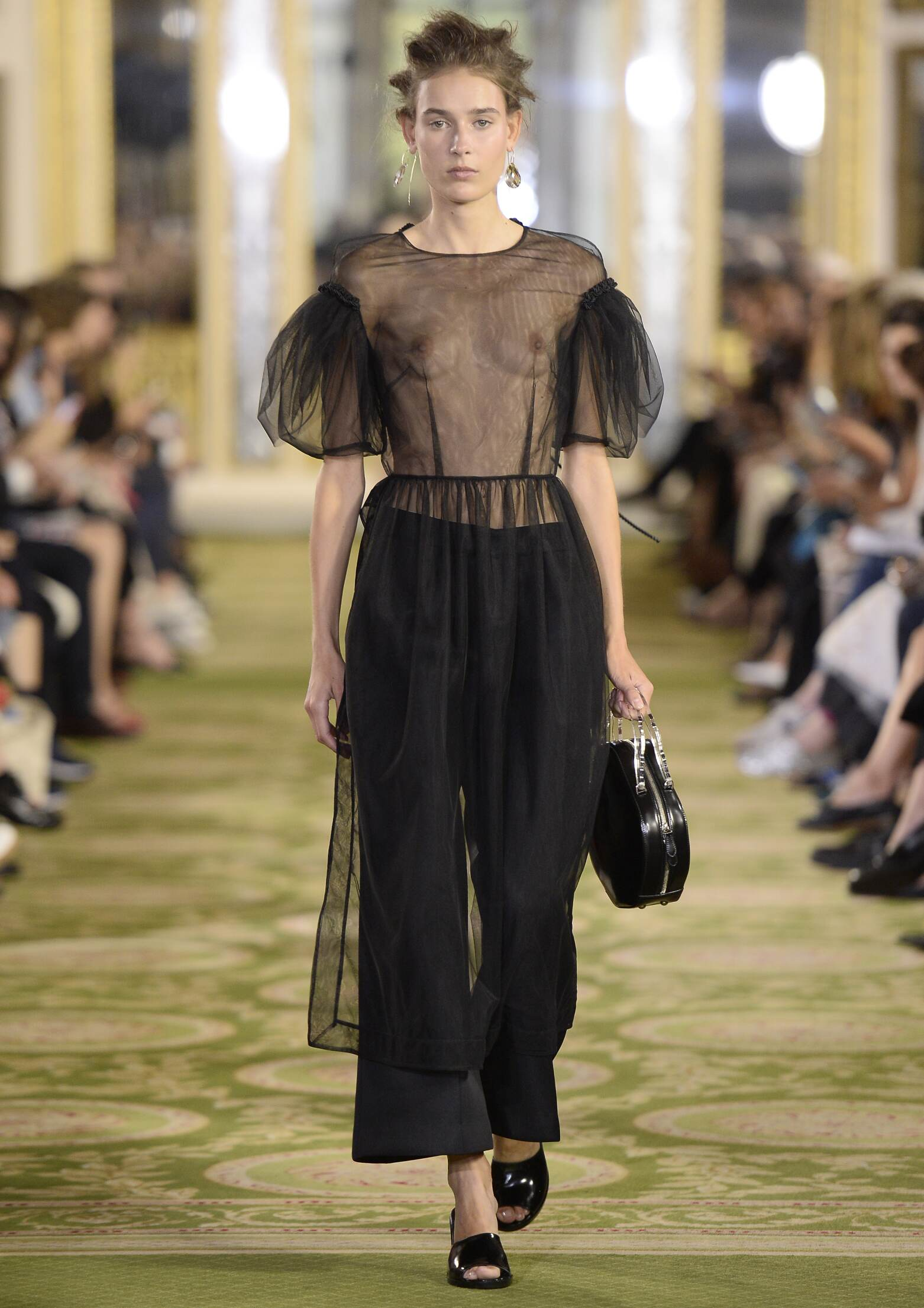 2016 Spring Fashion Woman Simone Rocha Collection