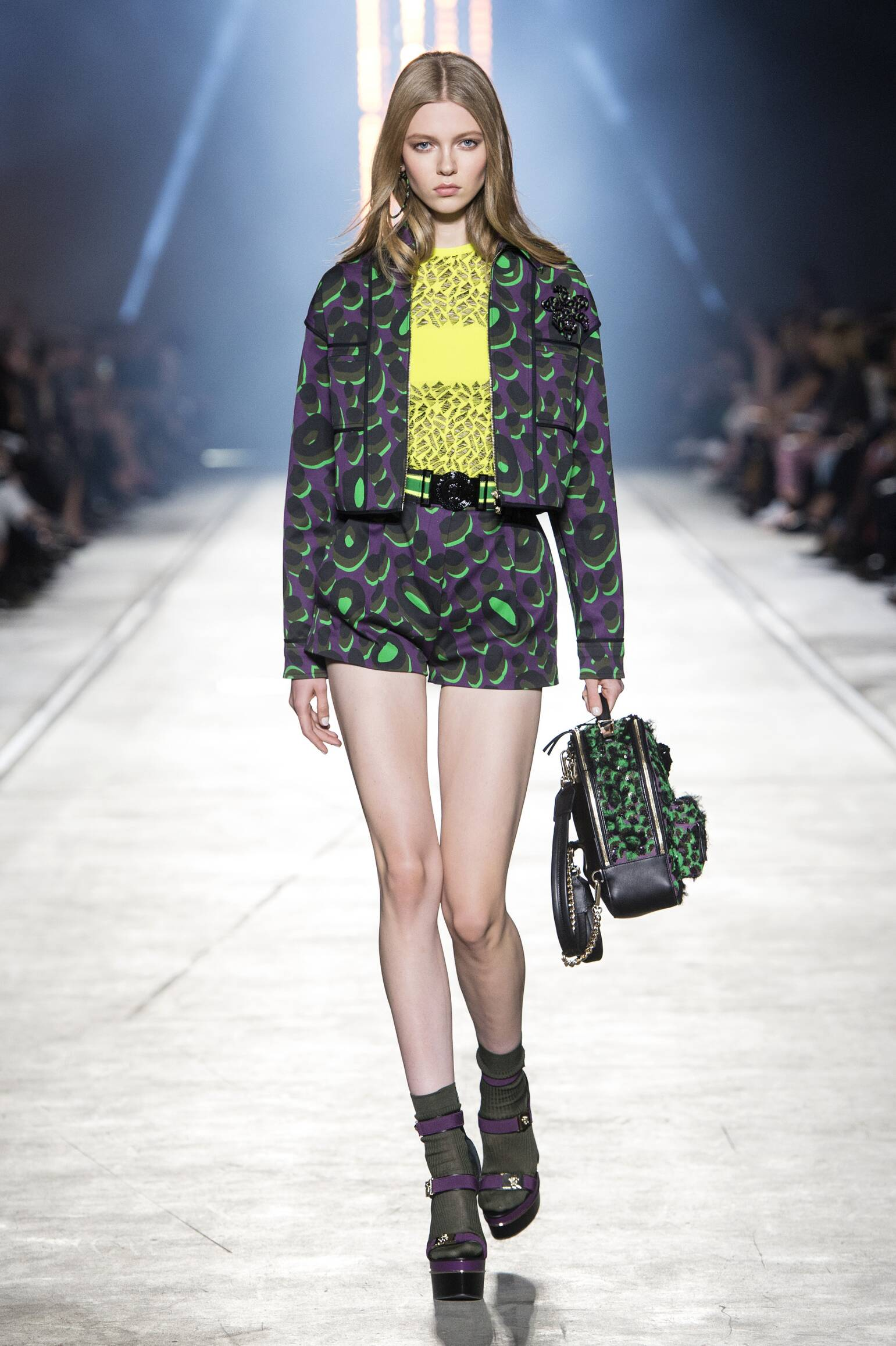 VERSACE SPRING SUMMER 2016 WOMEN'S COLLECTION