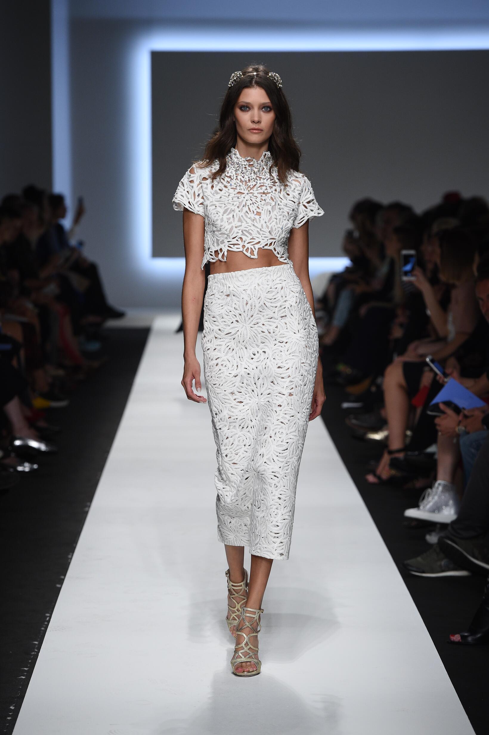 2016 Woman Style Ermanno Scervino