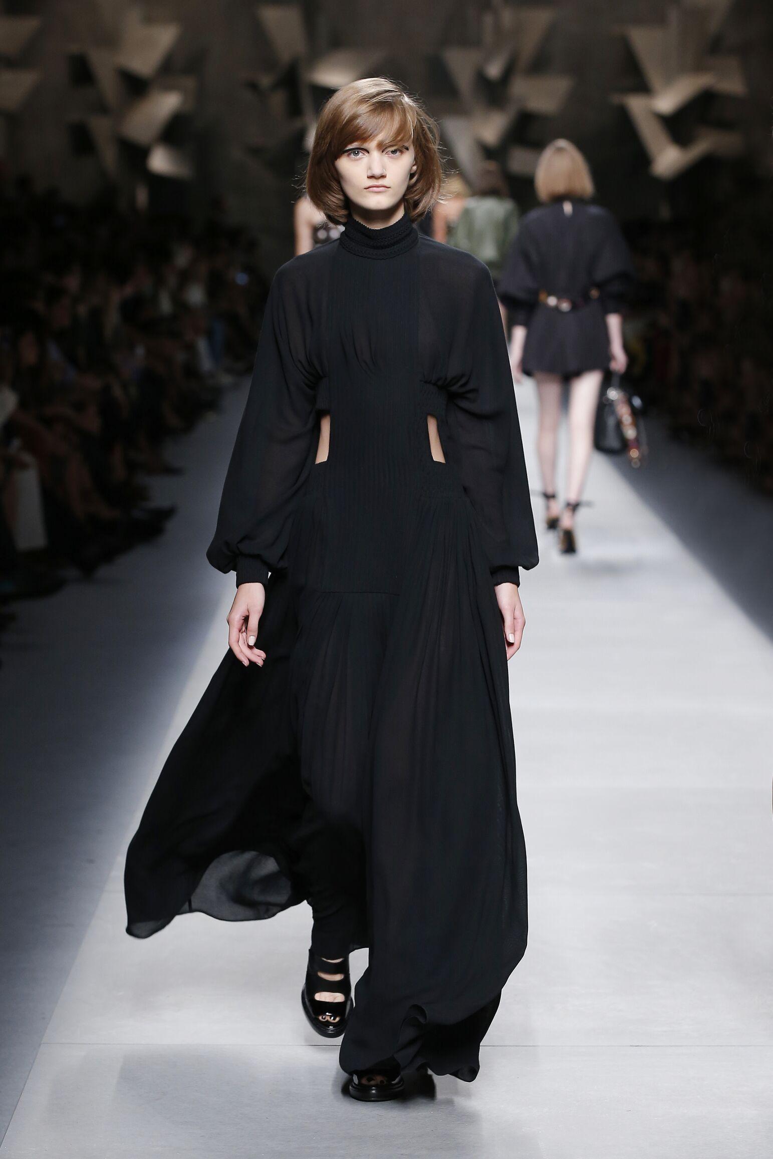 2016 Woman Style Fendi