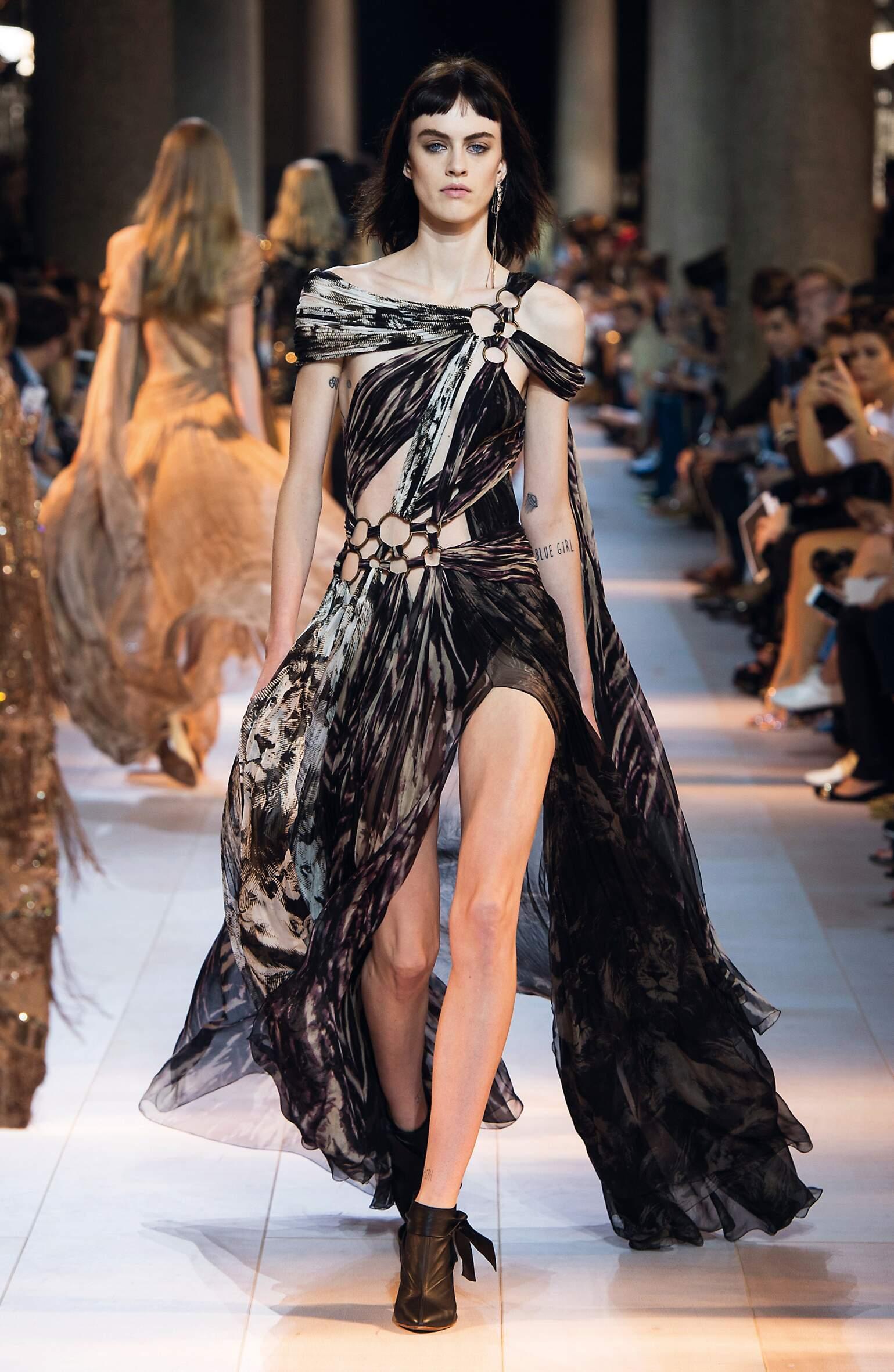 2016 Woman Style Roberto Cavalli