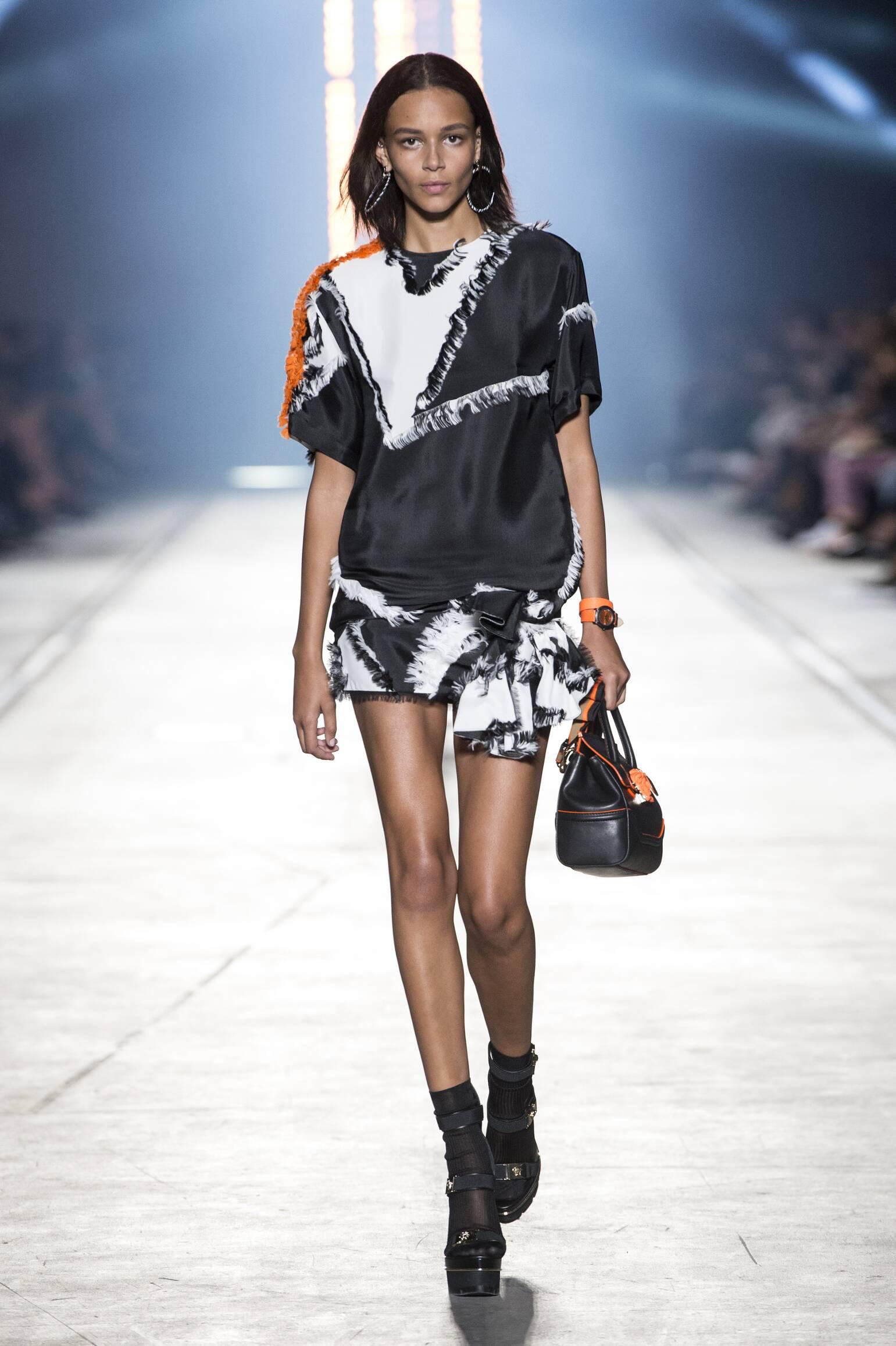 2016 Woman Style Versace