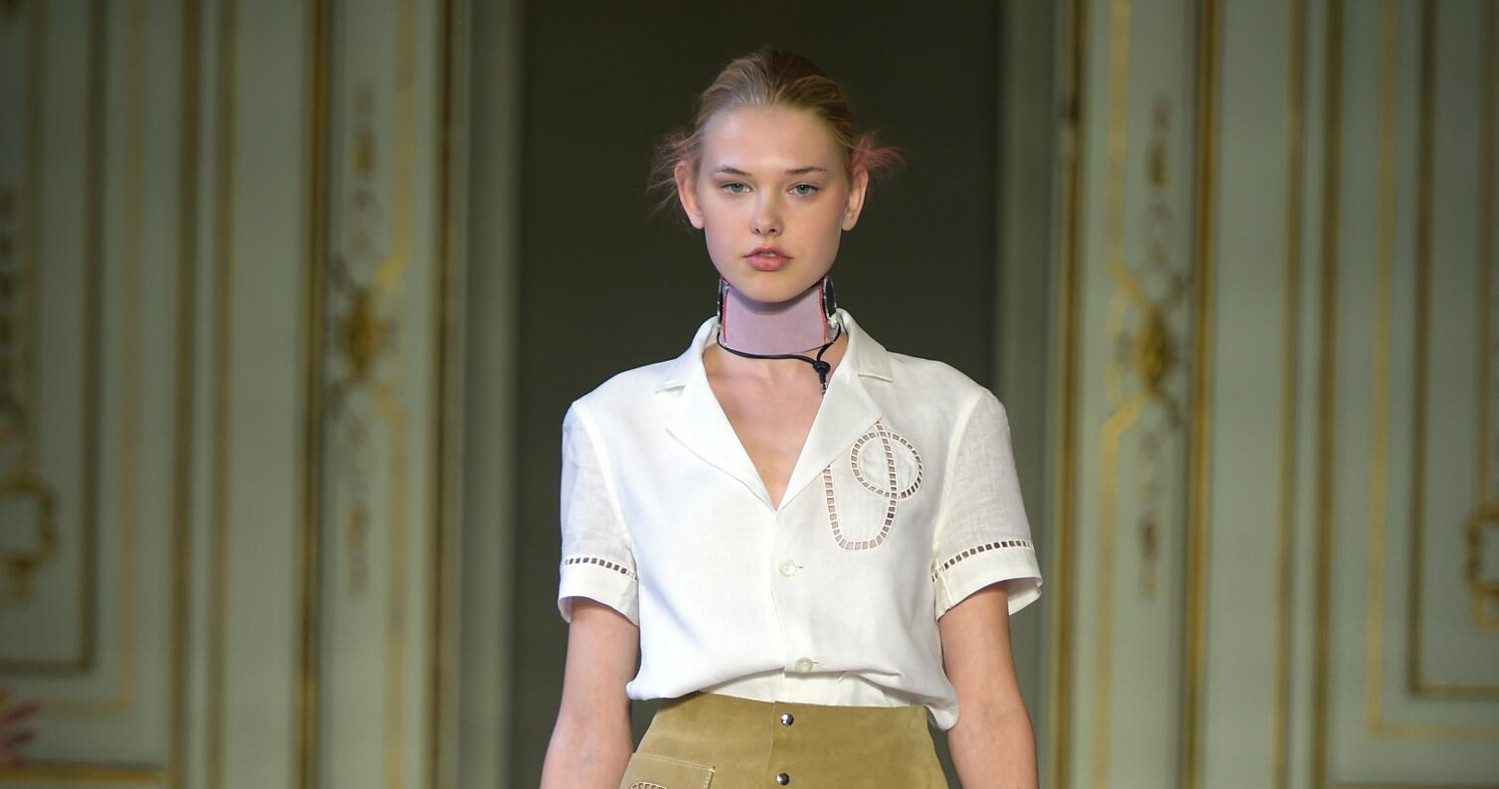 Andrea Incontri Fashion Show SS 2016 Milan
