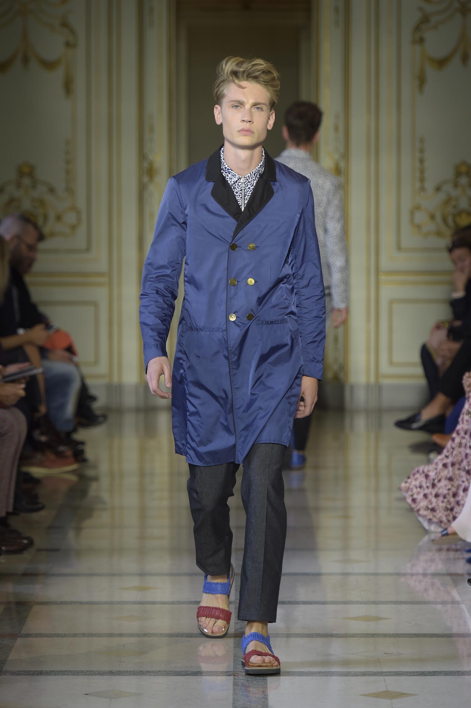 Andrea Incontri Milan Fashion Week