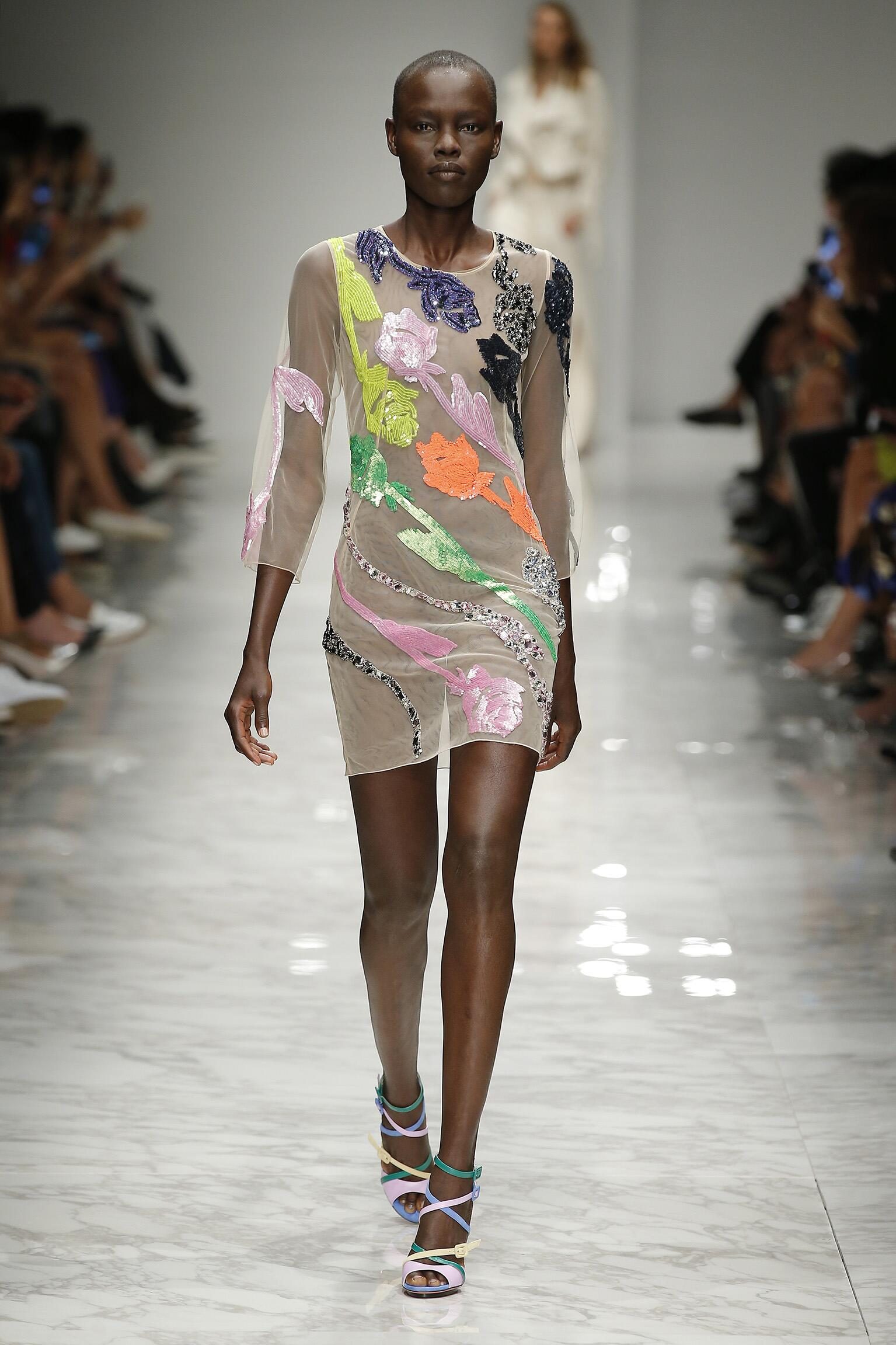 Blumarine Spring Summer 2016 Womens Collection Milan Fashion Week