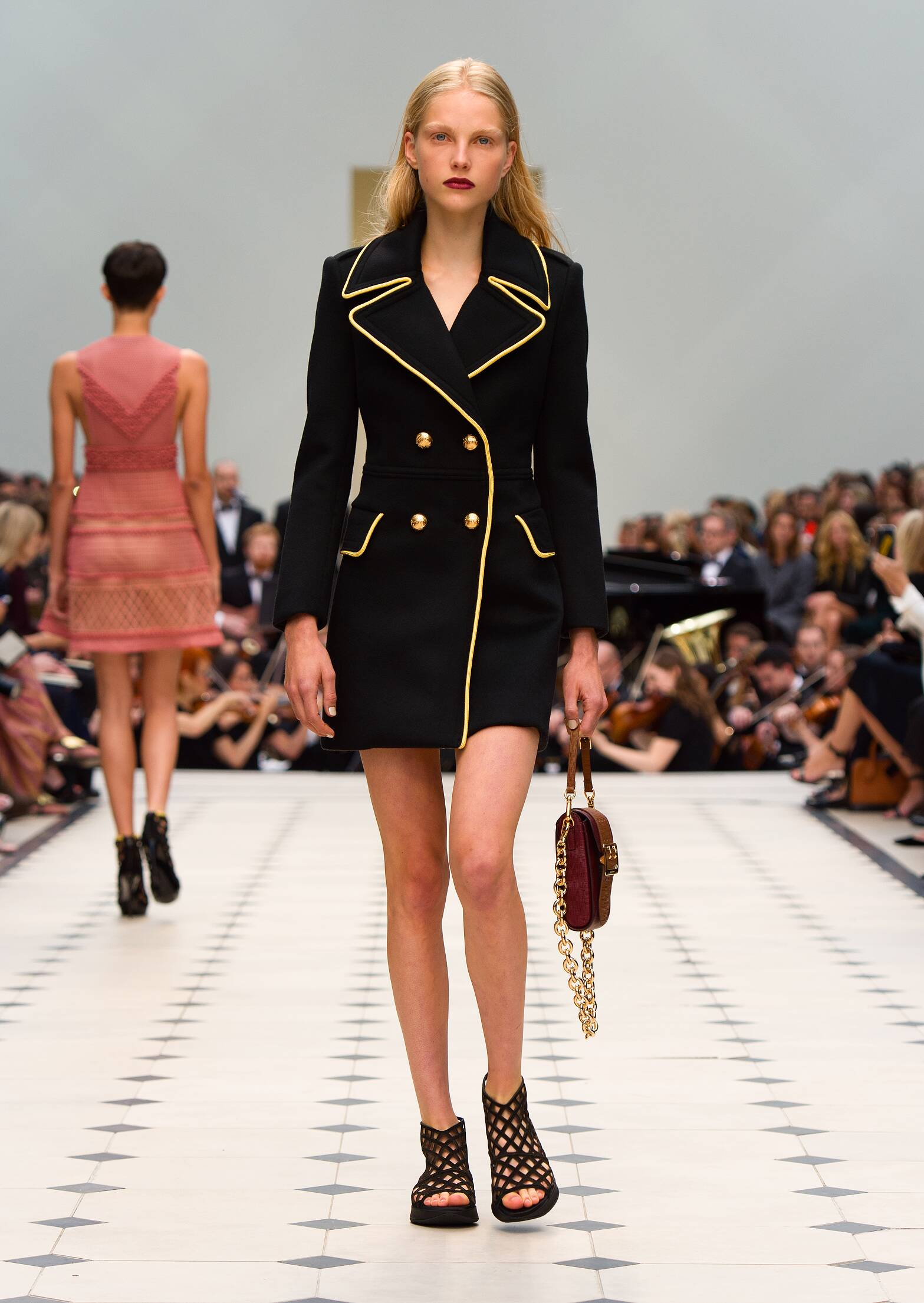 Burberry Prorsum Fashion Show