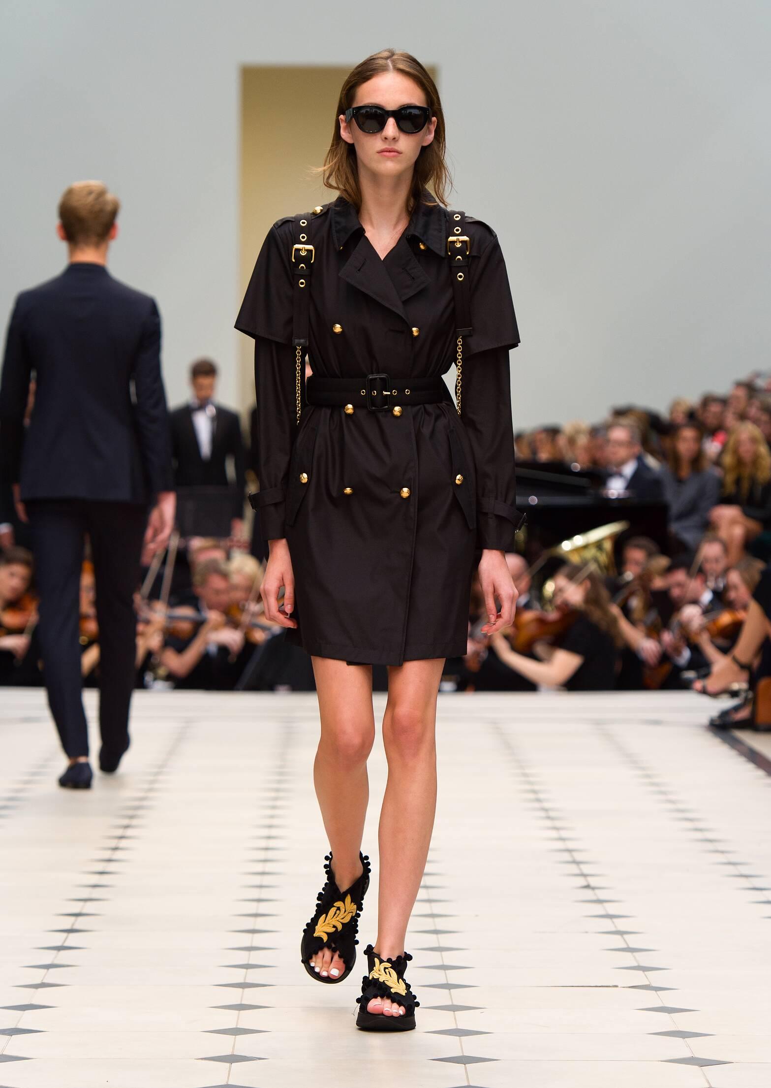 Burberry Prorsum SS 2016 Womenswear