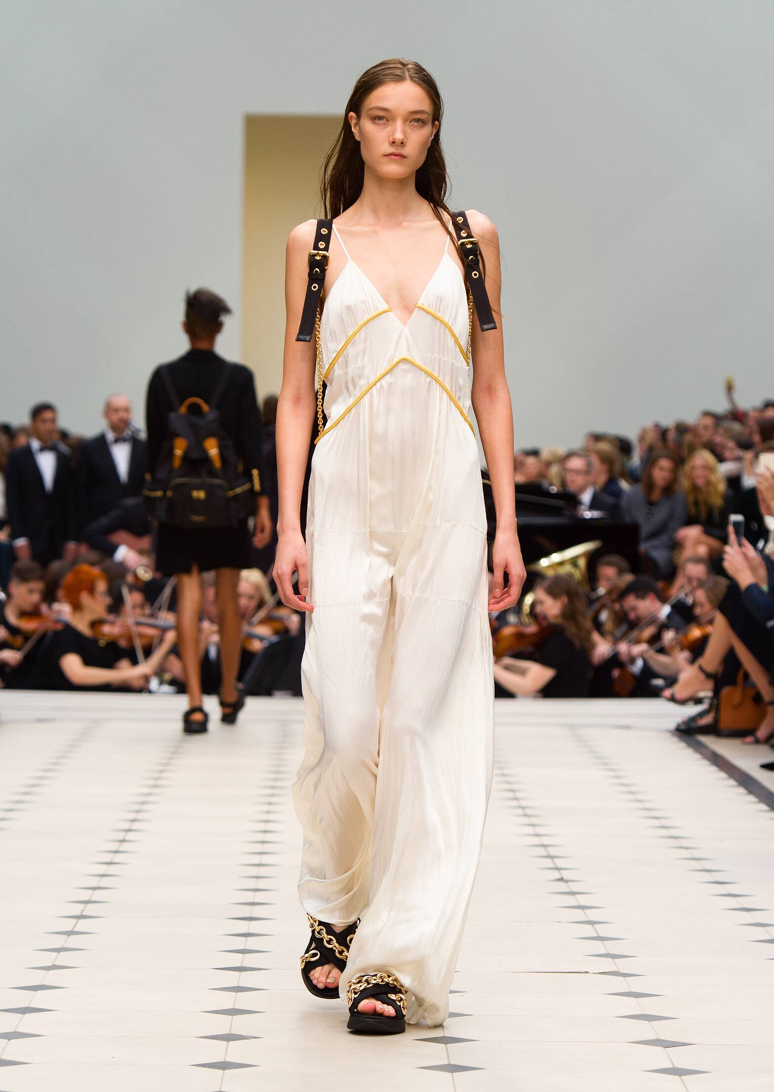 Burberry Prorsum Spring Summer 2016 Womens Collection London Fashion Week