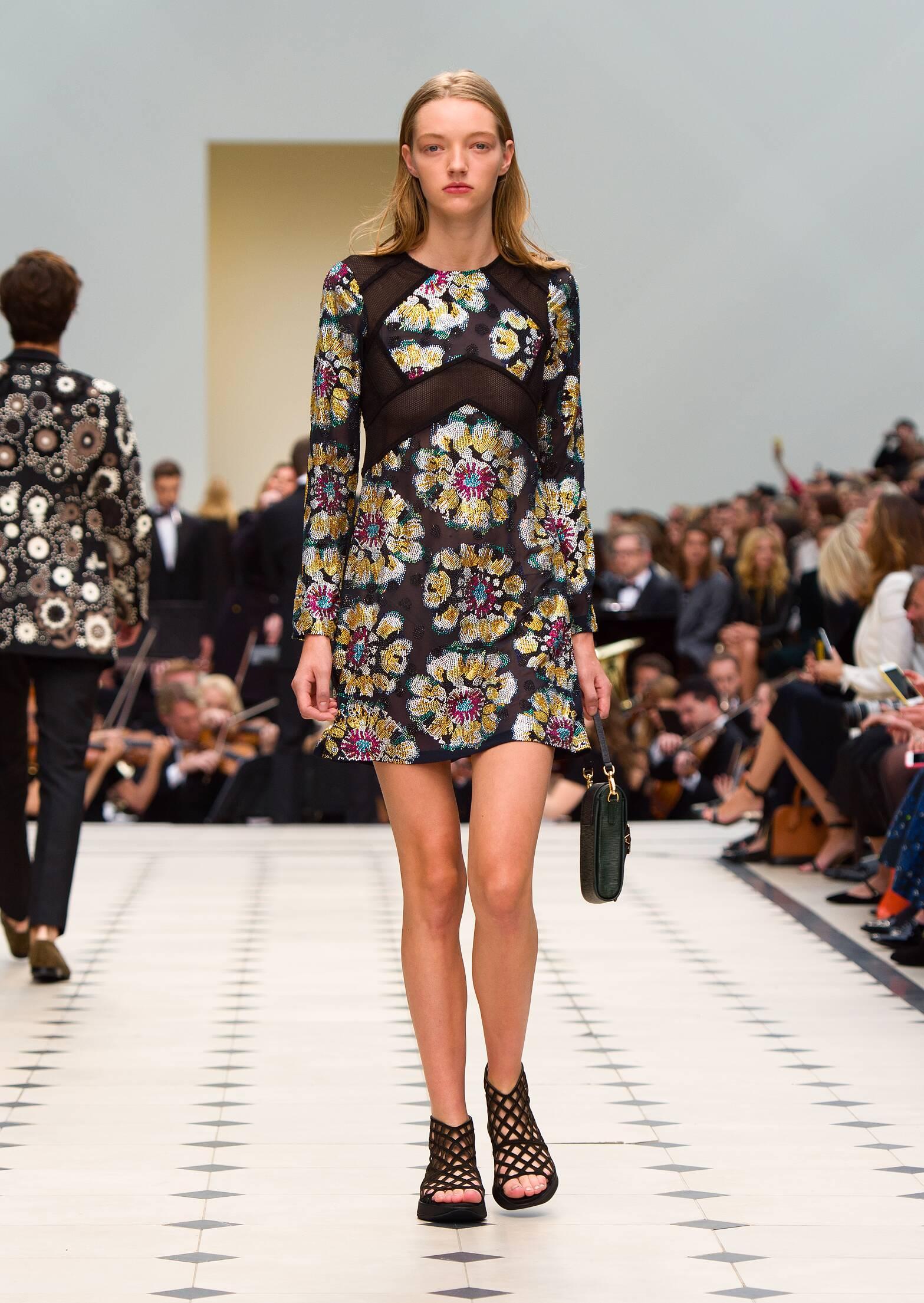 Burberry Prorsum Womenswear