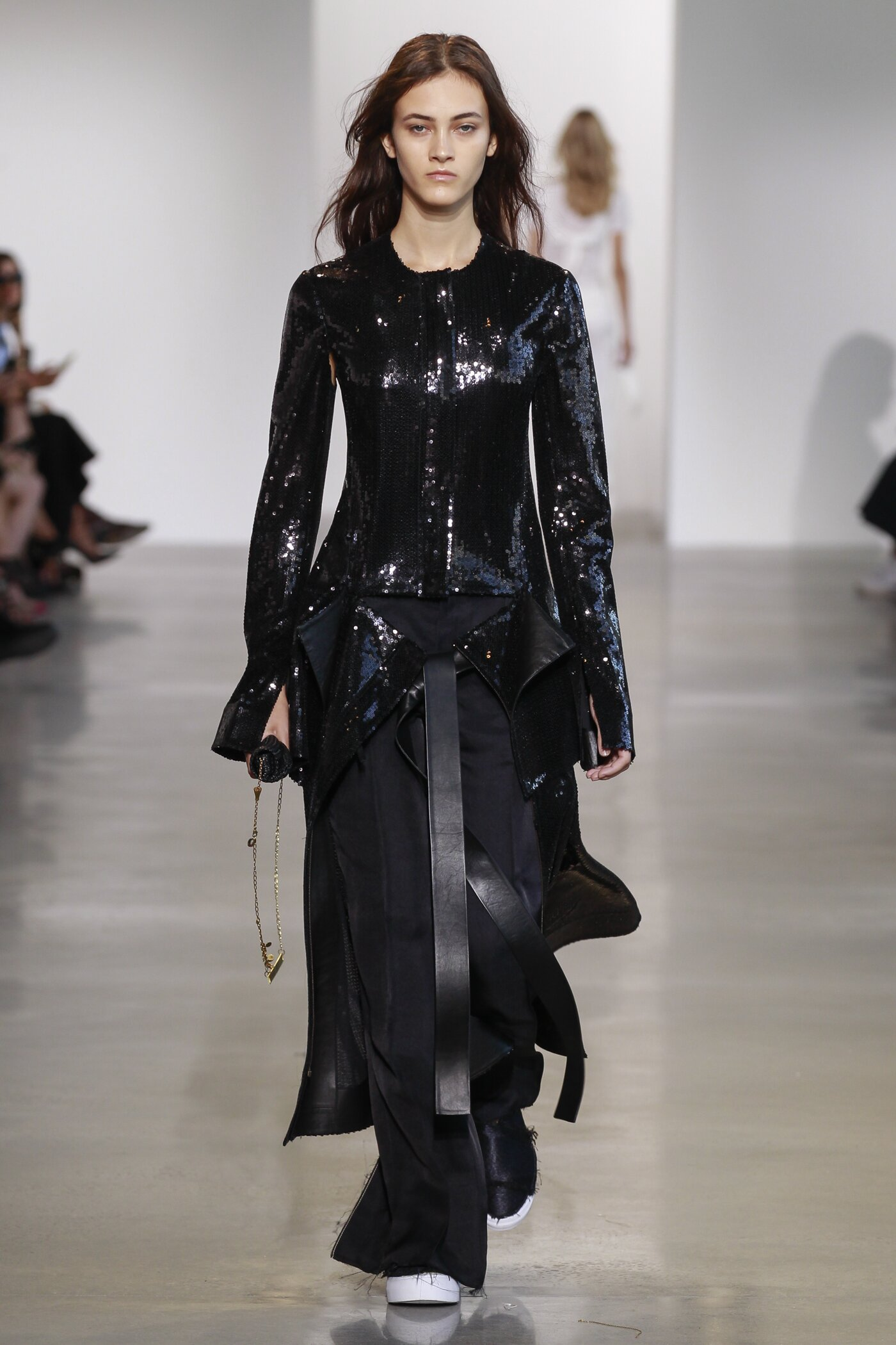 Calvin Klein Collection Fashion Show SS 2016
