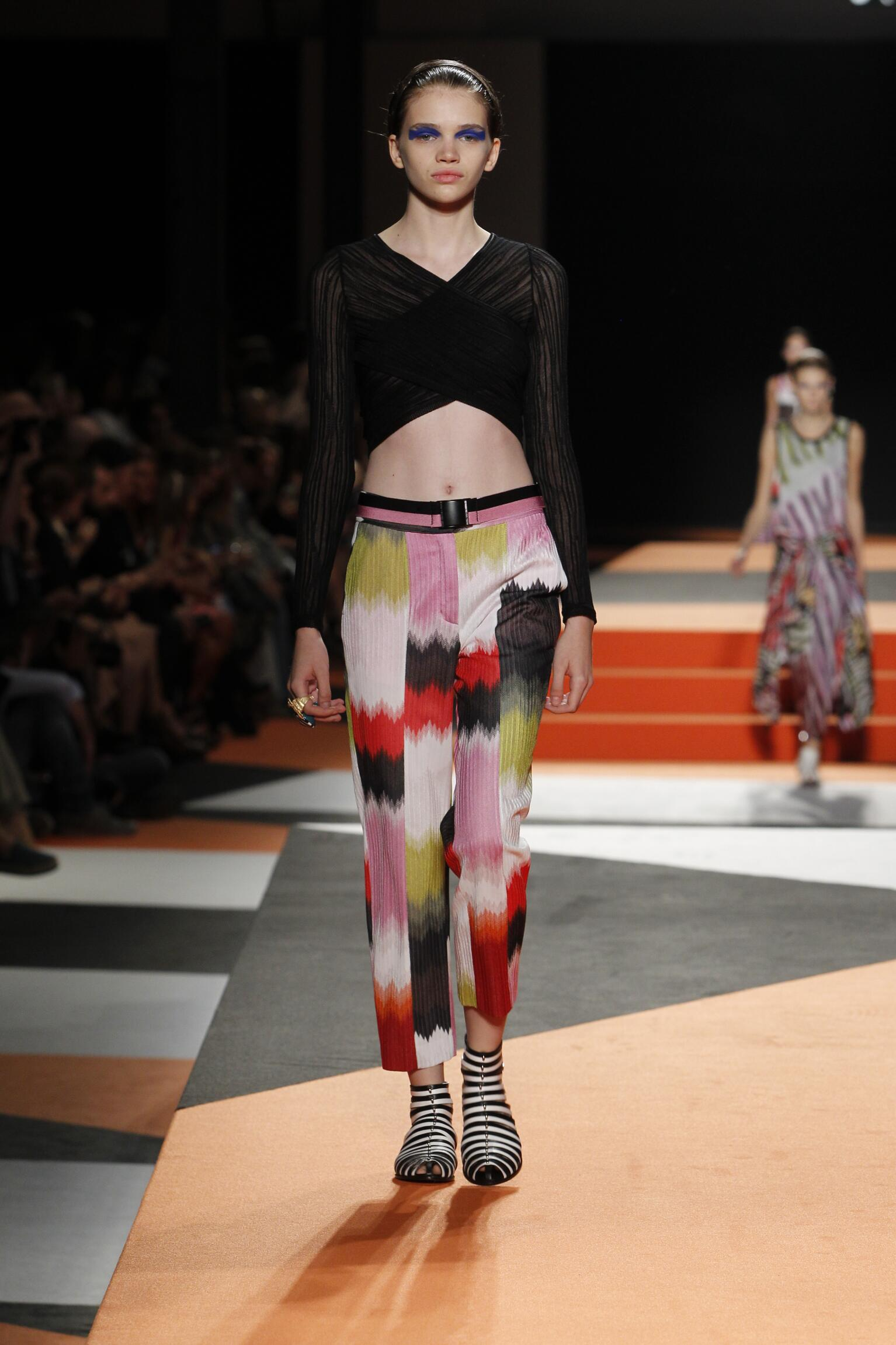Catwalk Missoni