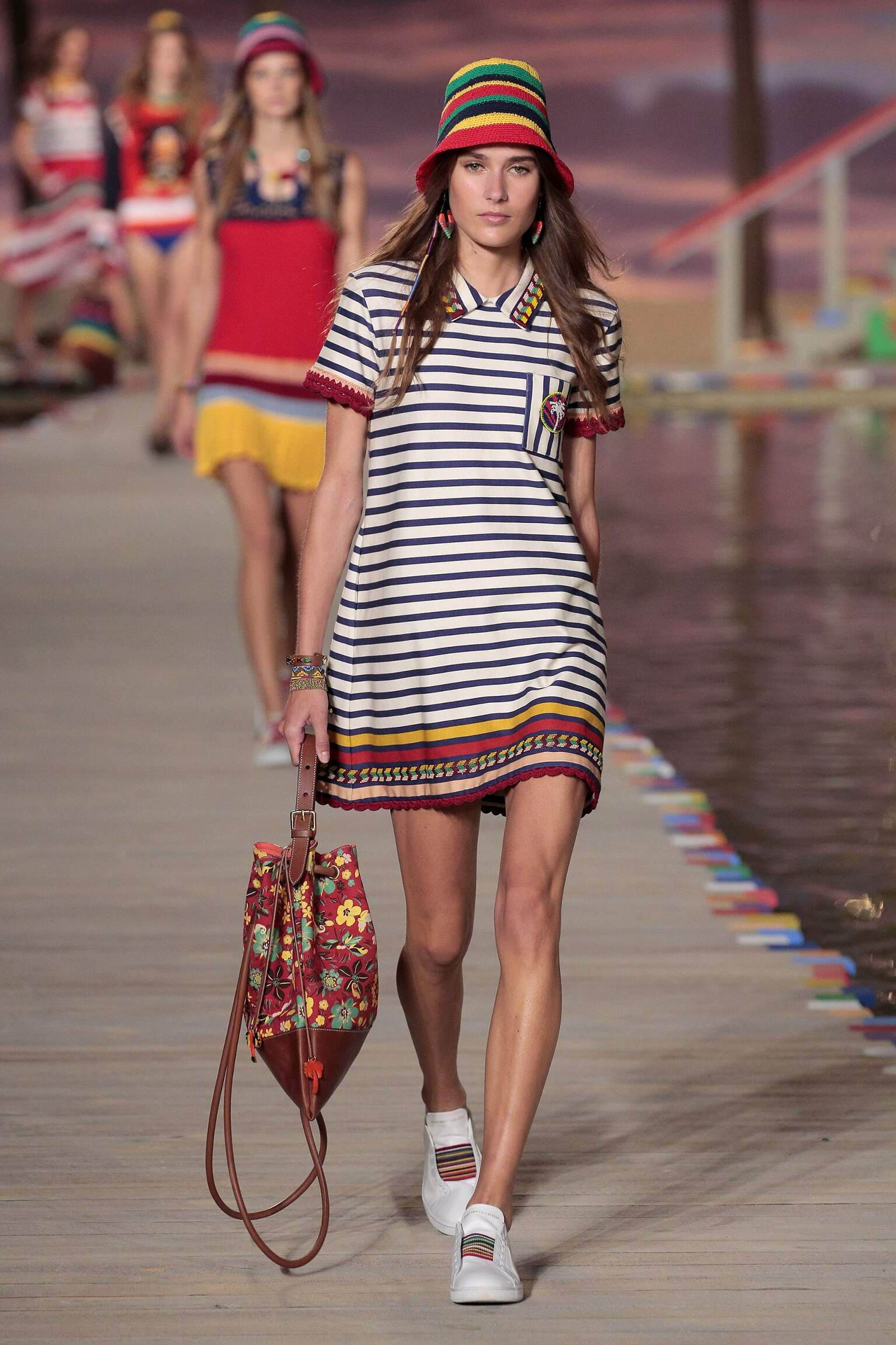 Catwalk Tommy Hilfiger Summer 2016