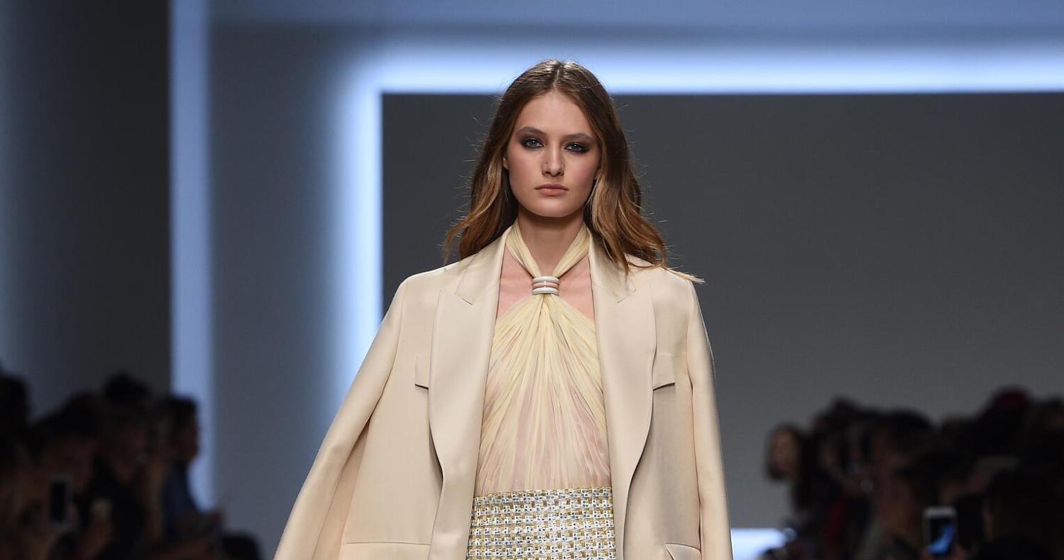 Ermanno Scervino Fashion Show SS 2016 Milan